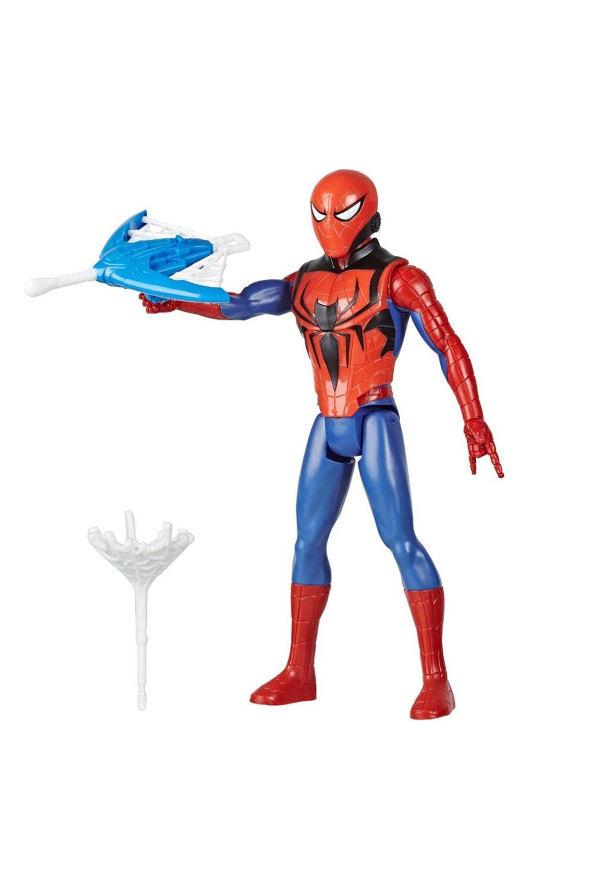 Spider-Man Titan Hero Blast Gear Figür E7344