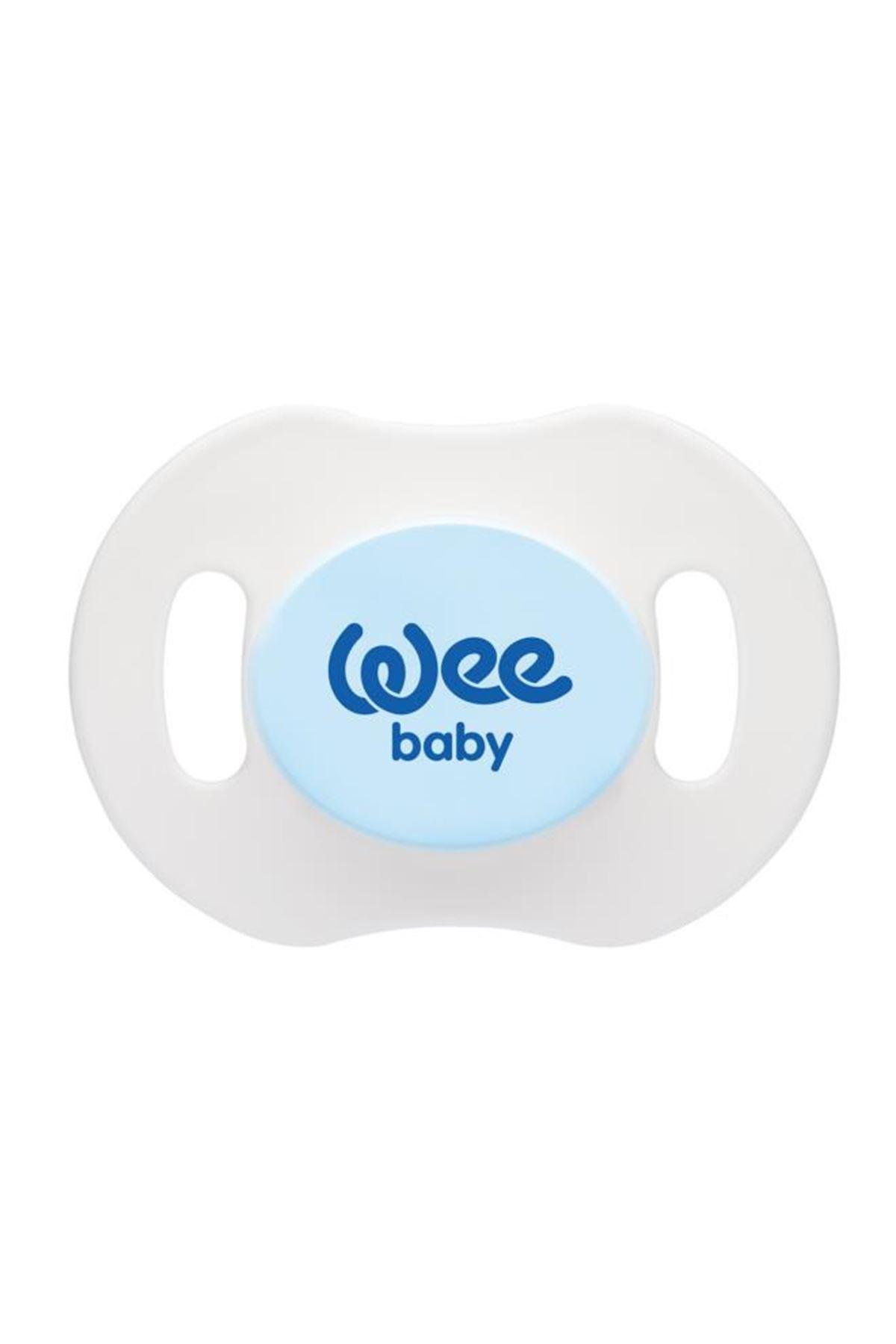 Wee Baby Kapaklı Gece Emziği No1 783