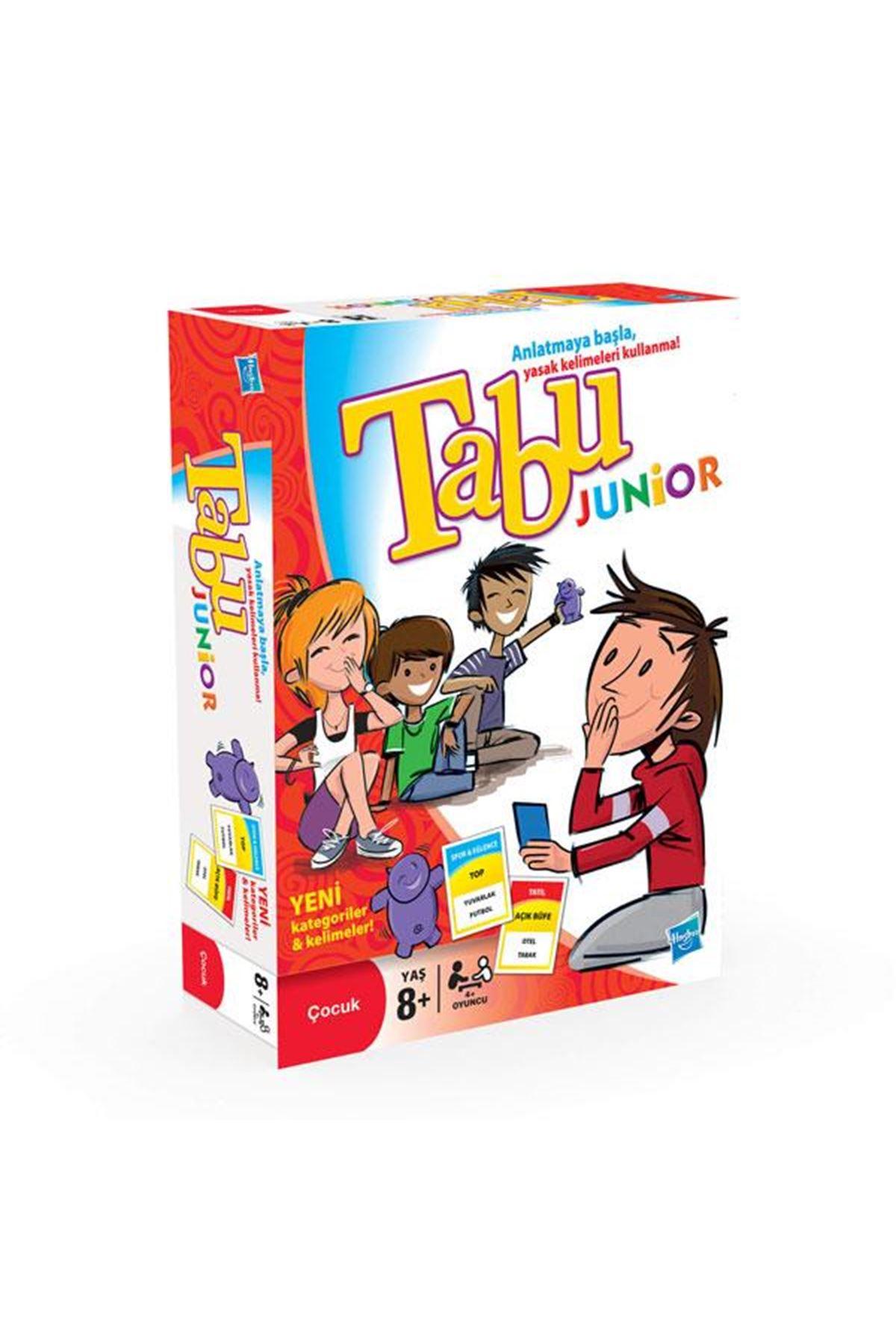 Hasbro Tabu Junior 8 Yaş+ 14334