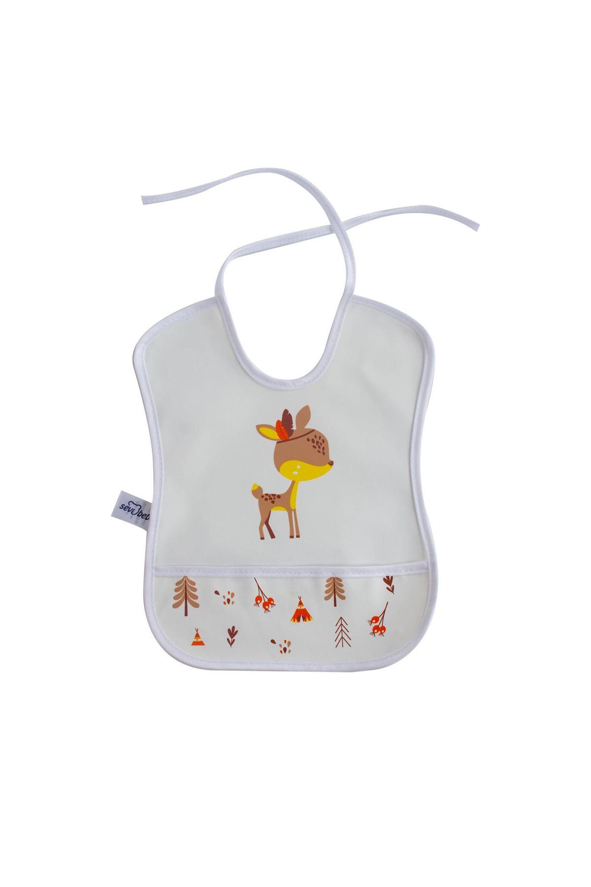 Sevi Bebe Küçük Önlük ART-11 Ceylan Ceylan