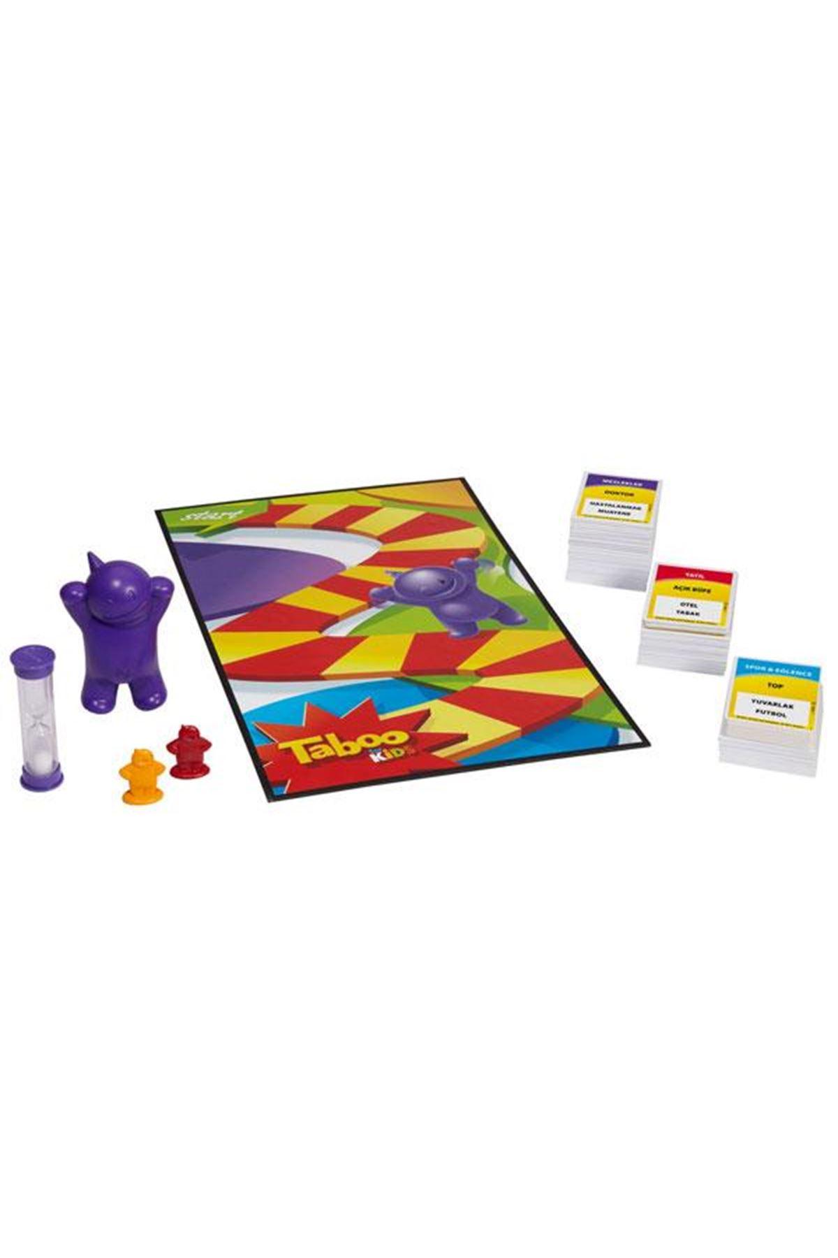 Hasbro Tabu Junior14334