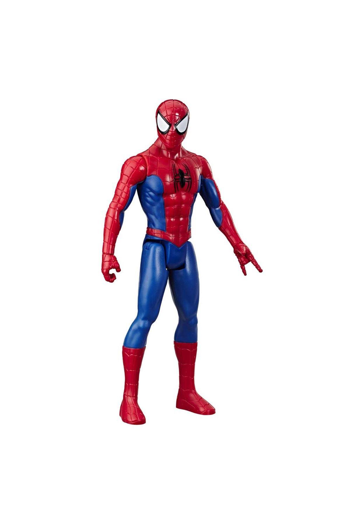 Spider-Man Titan Hero Figür E7333
