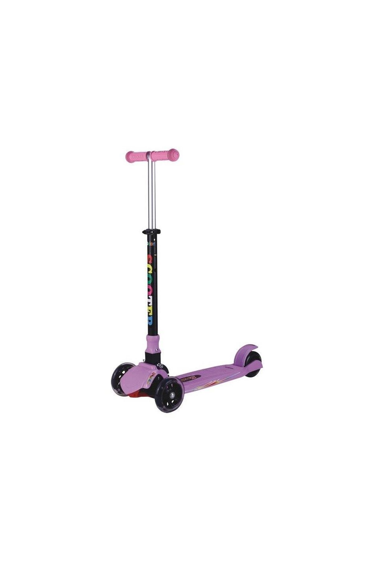 Babyhope JYH01 Power Scooter Lila