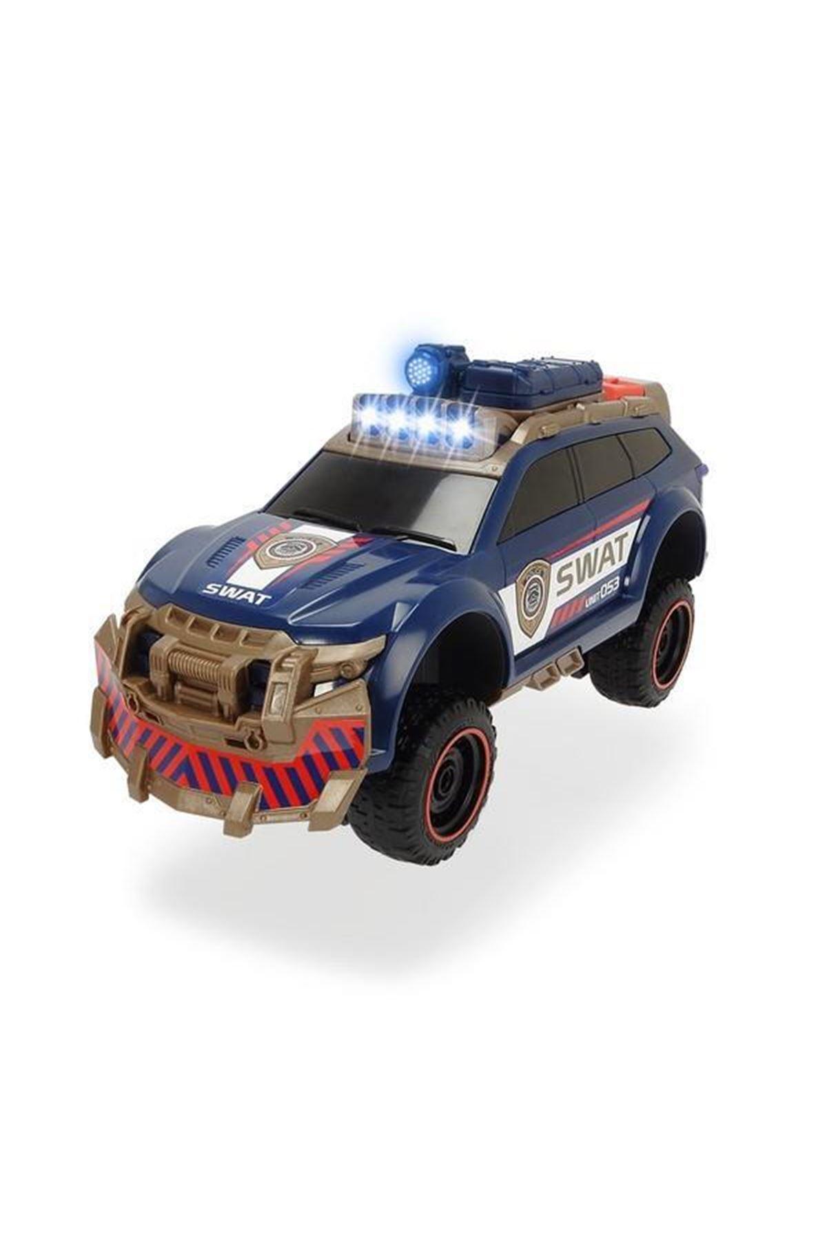 Dickie Toys Swat Sesli Işıklı Polis Aracı