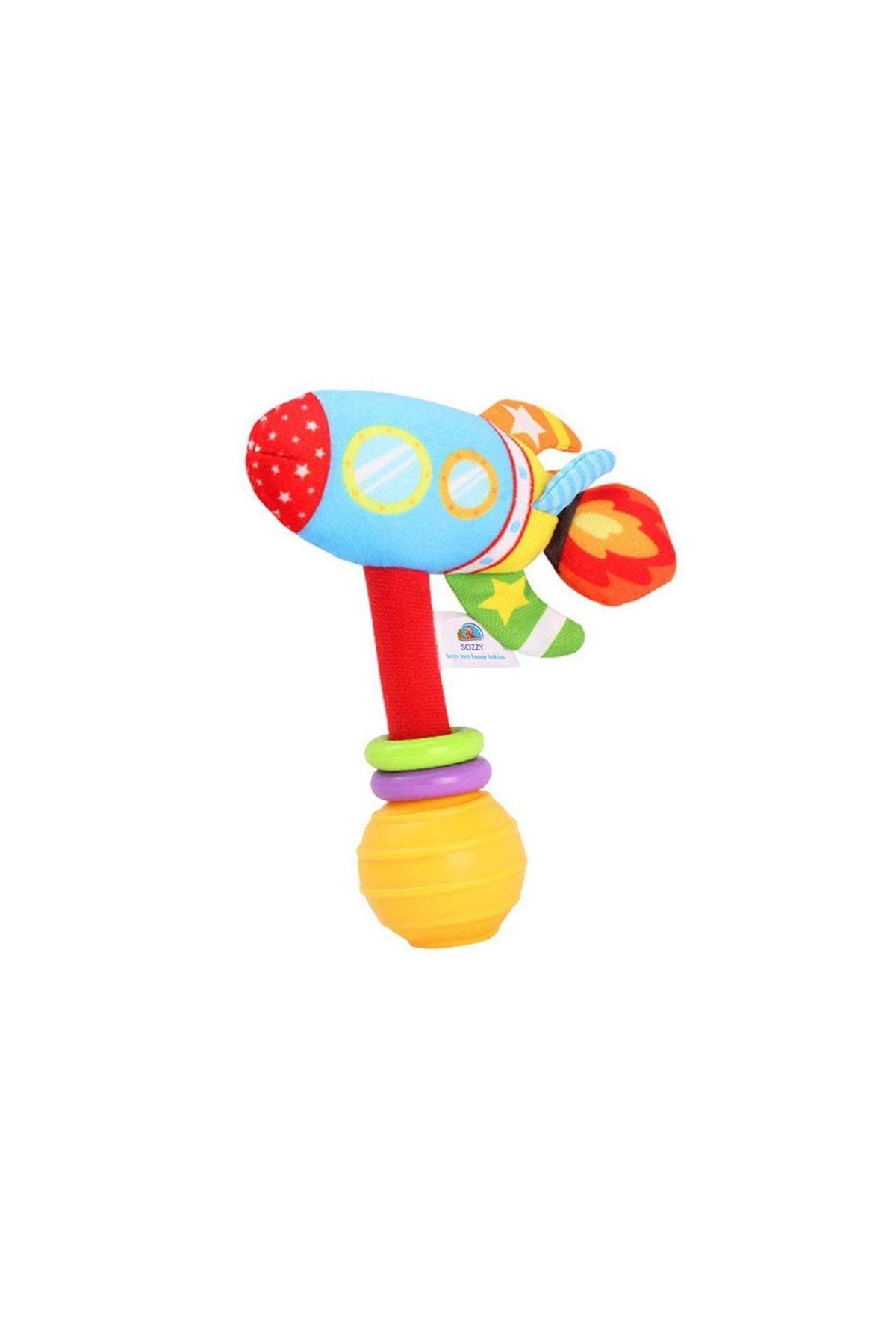 Sozzy Toys Roket El Çıngırağı SZY193