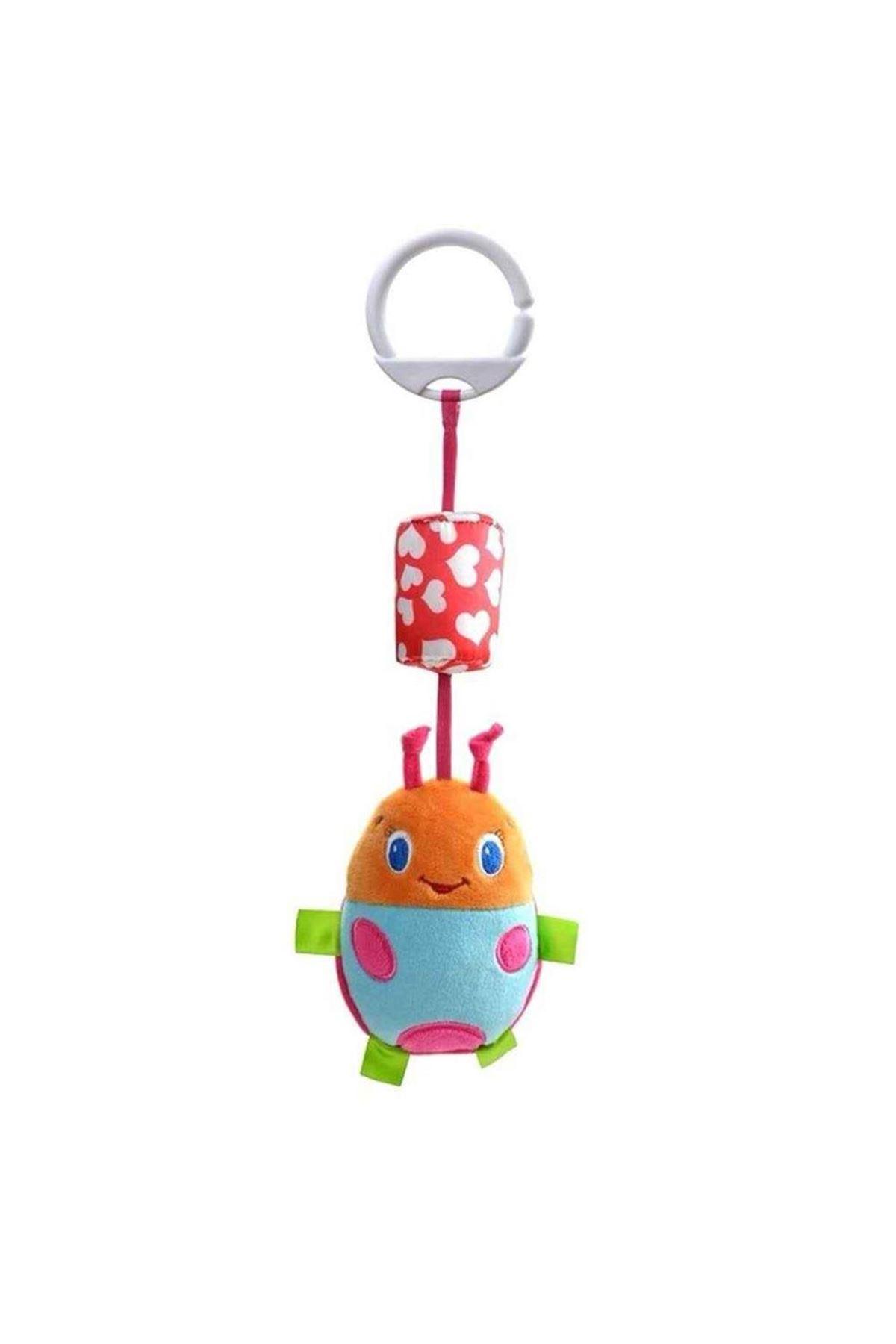Sozzy Toys Çıngıraklı Salıncaklı Kurbağam SZY133