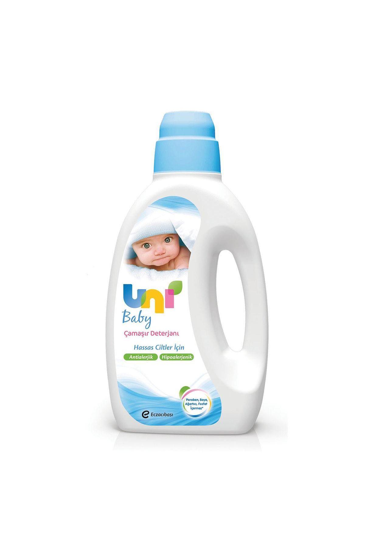 Uni Baby Çamaşır Deterjanı 1500 ml Rafadan Tayfa