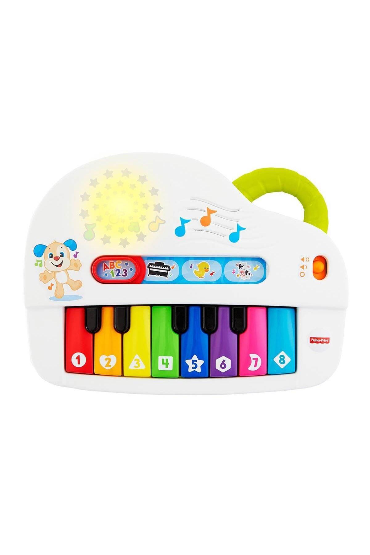 Fisher Price Eğlen ve Öğren Neşeli Piyano (Türkçe) GTW20