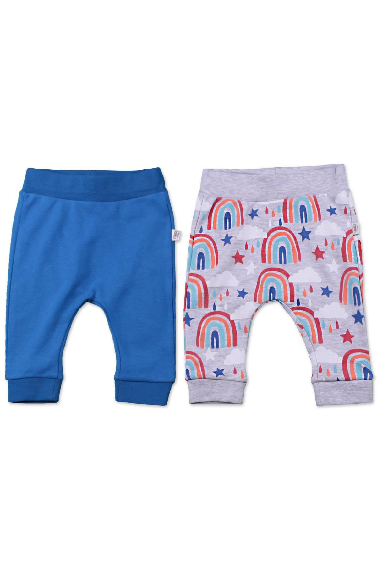 Tongs Baby Tek Alt Pantolon 3130 Mavi