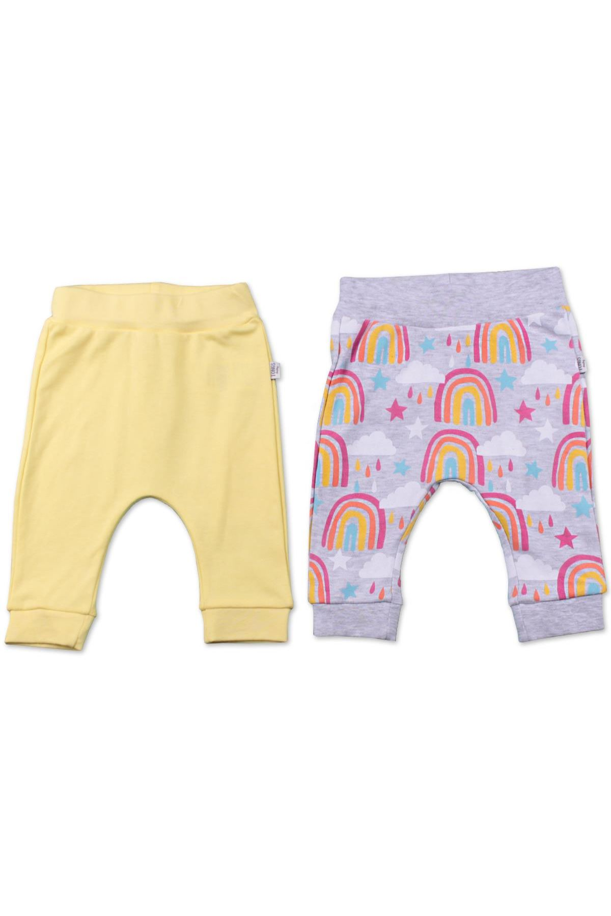 Tongs Baby Tek Alt Pantolon 3130 Sarı