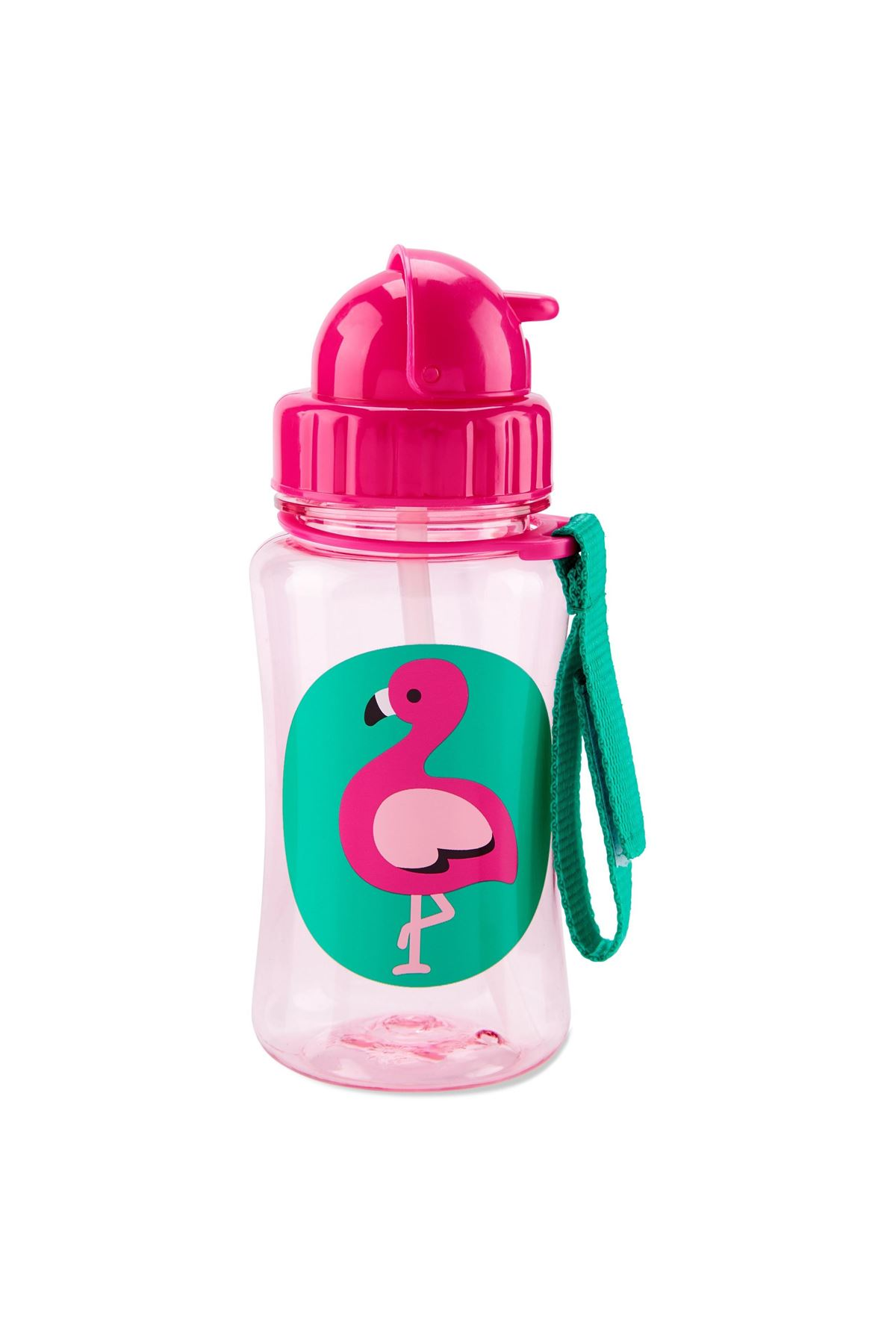 Skip Hop Pipetli Suluk 350 ml. Flamingo
