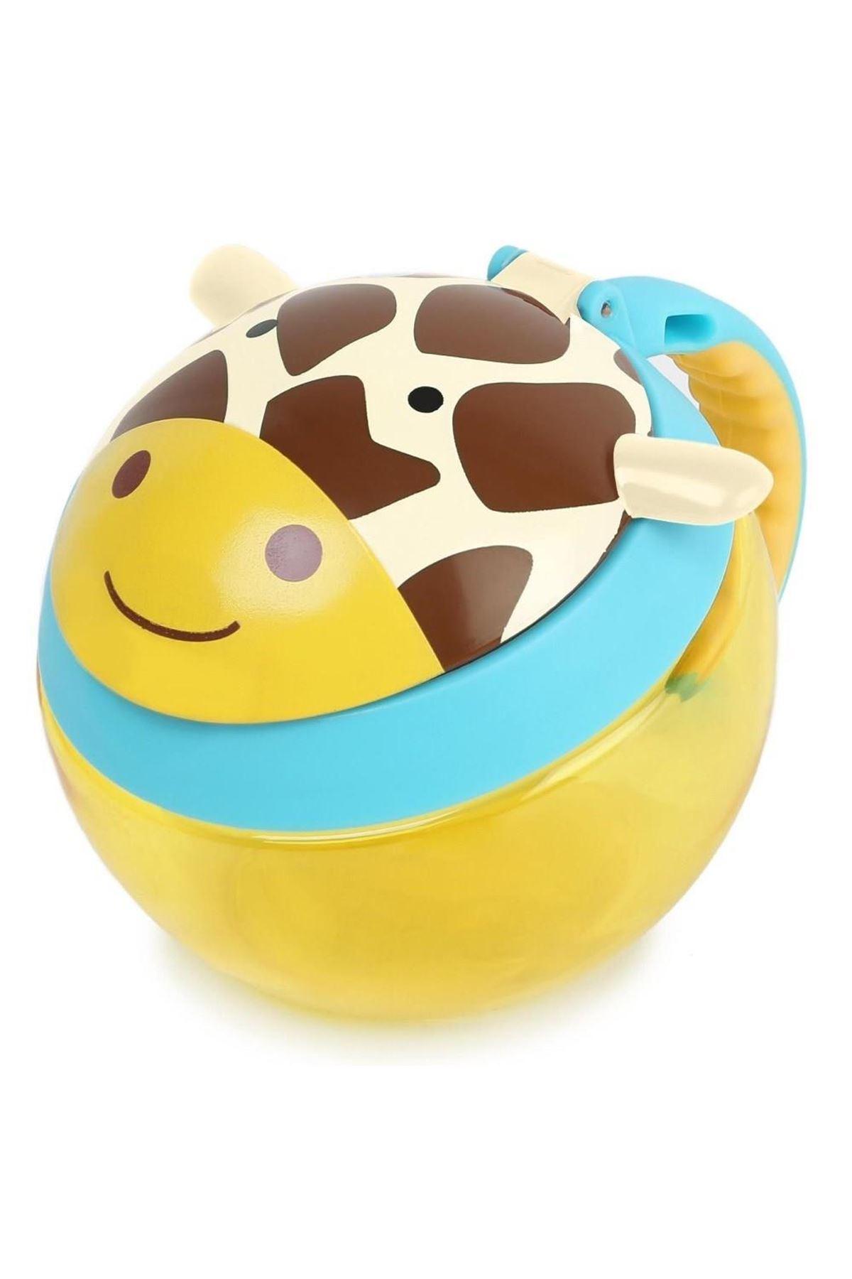 Skip Hop Zoo Çerez Kabı Zürafa