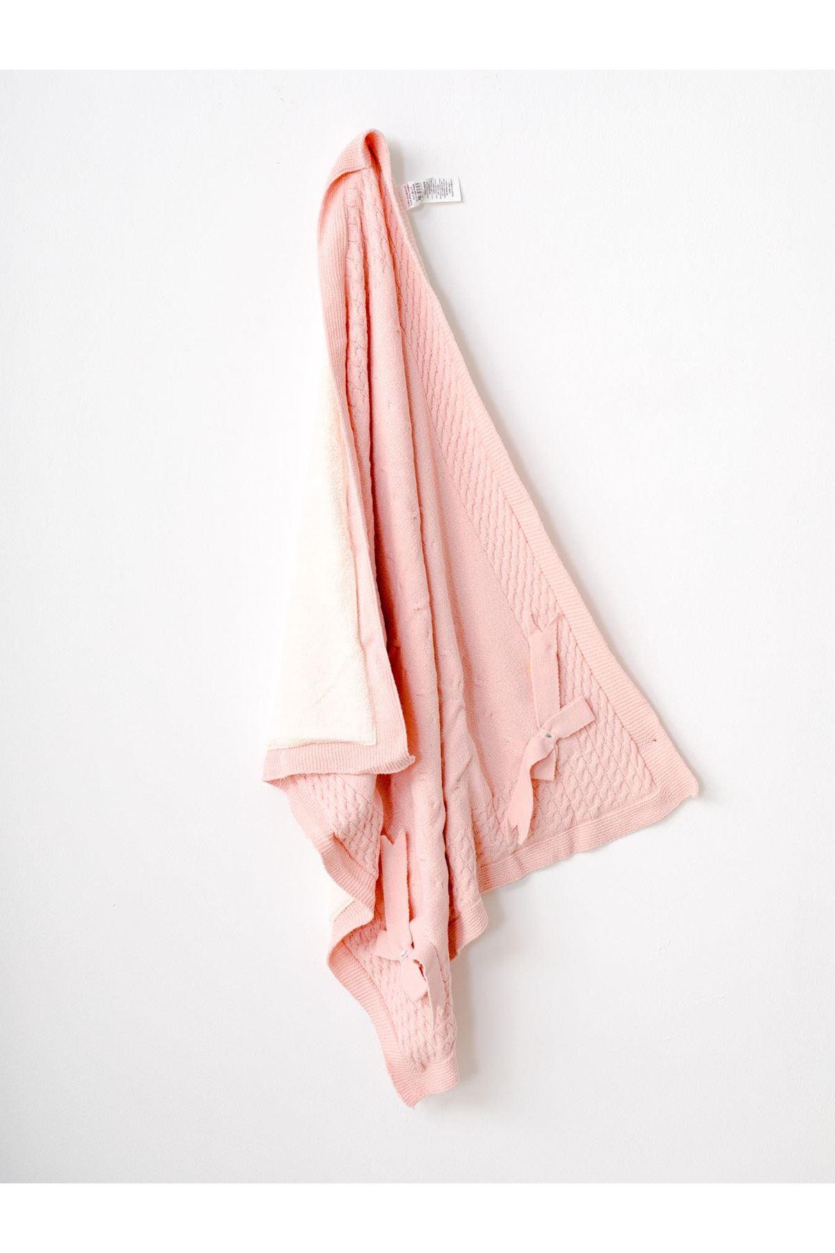 Andywawa AC21255 Bebek Battaniye Pink
