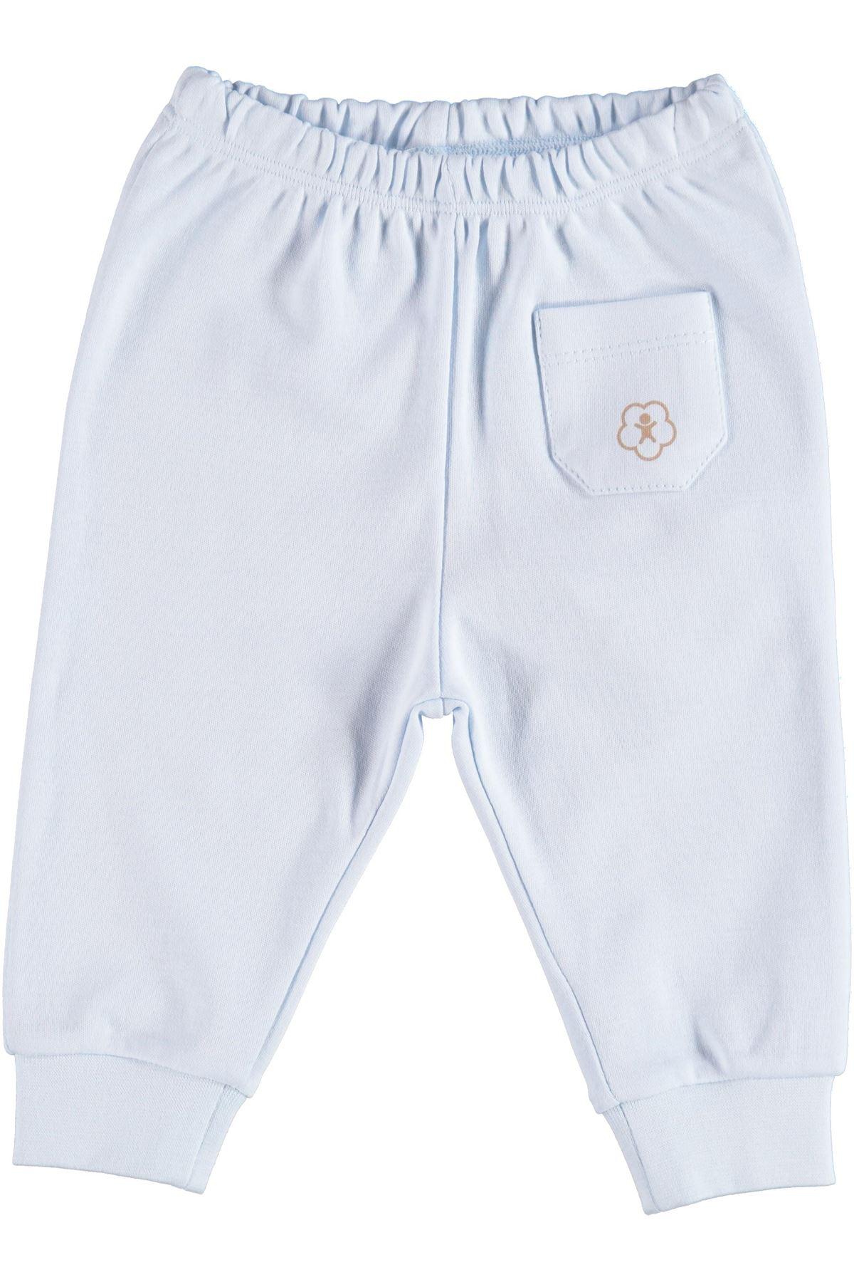 Bibaby Basic Patiksiz Pantolon 57500 Mavi