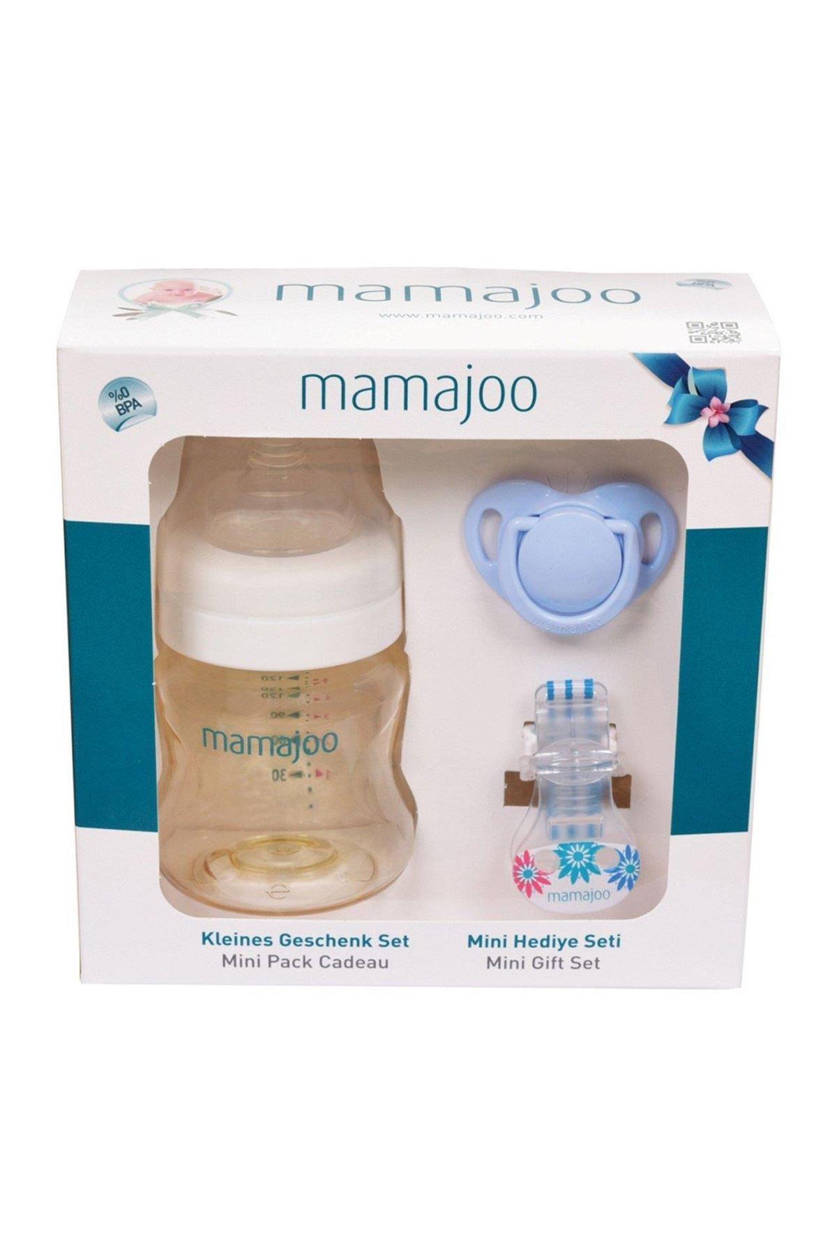Mamajoo Mini Hediye Seti 150 ml Mavi