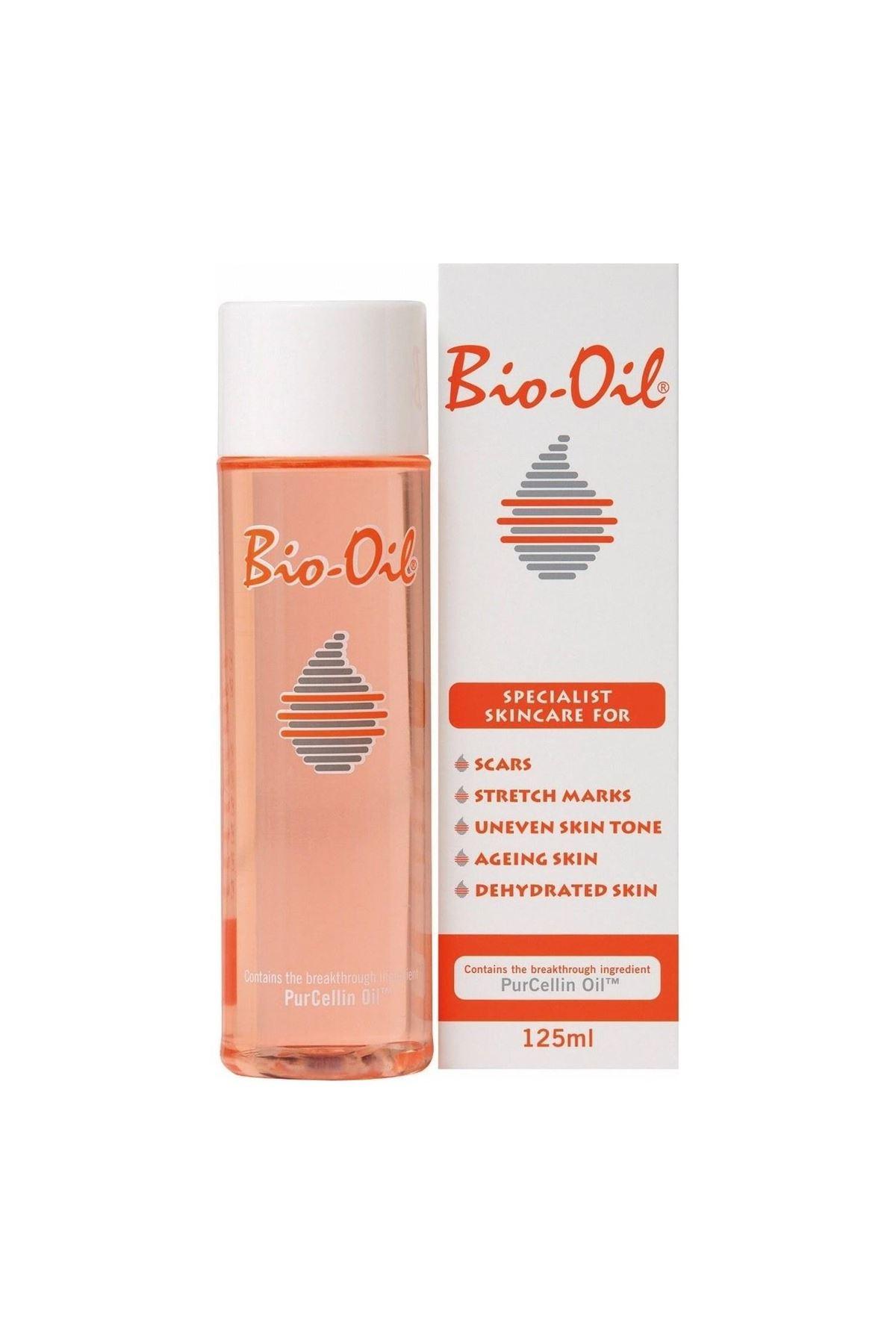 Bio-Oil Çatlak Karşıtı & Nemlendirici Cilt Bakım Yağı 125 ml