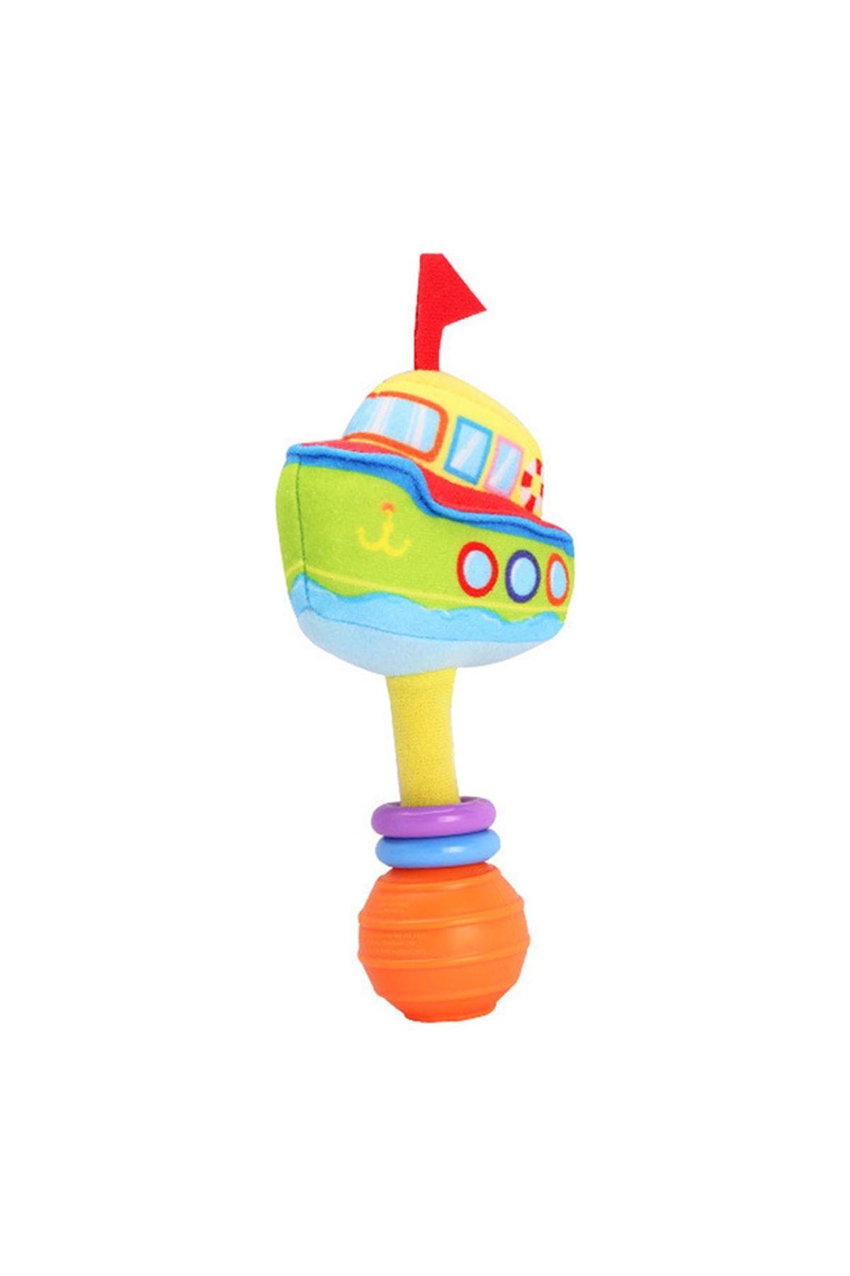 Sozzy Toys Gemi El Çıngırağı SZY196
