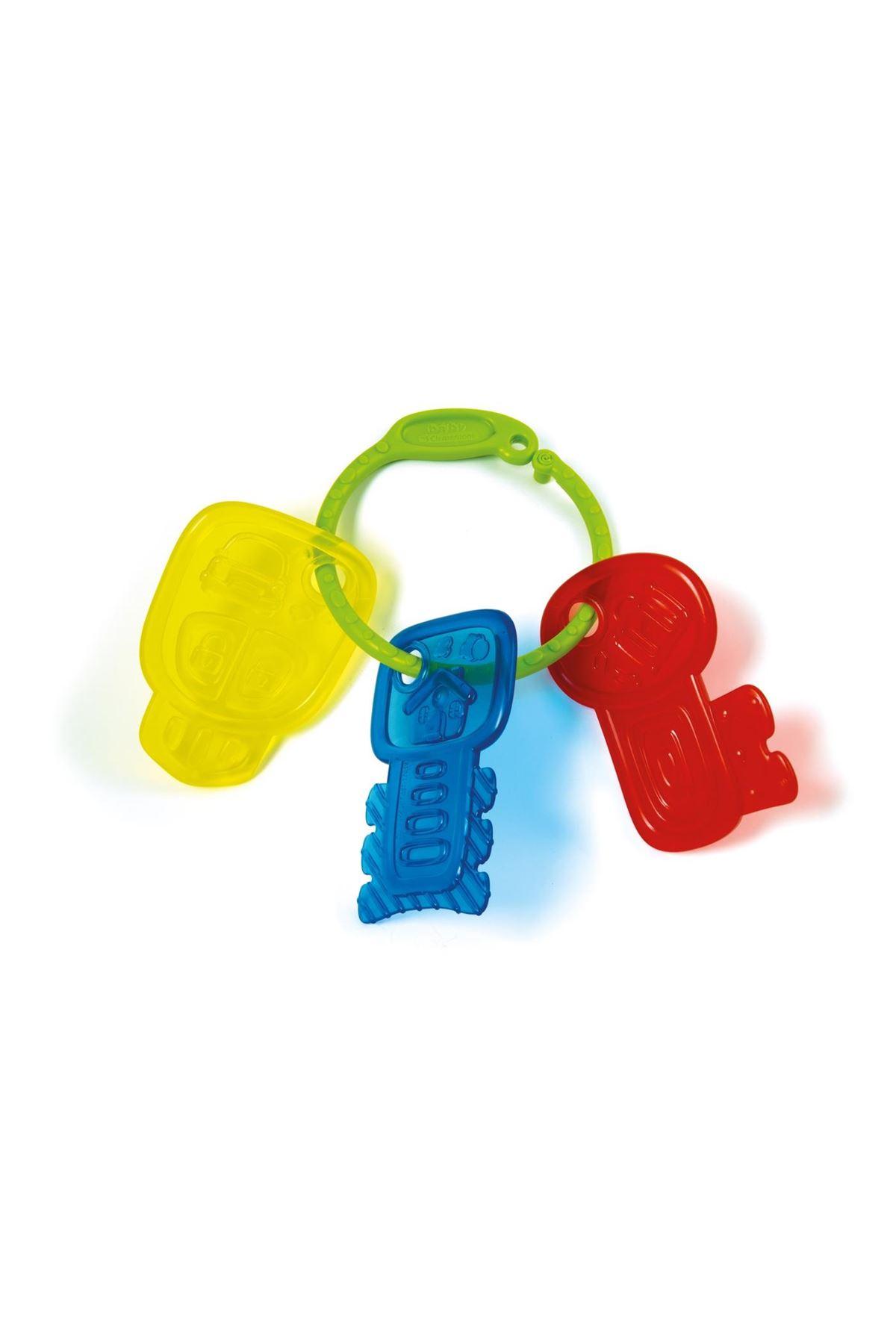 Baby Clementoni Renkli Anahtarlar Dişlik 17057