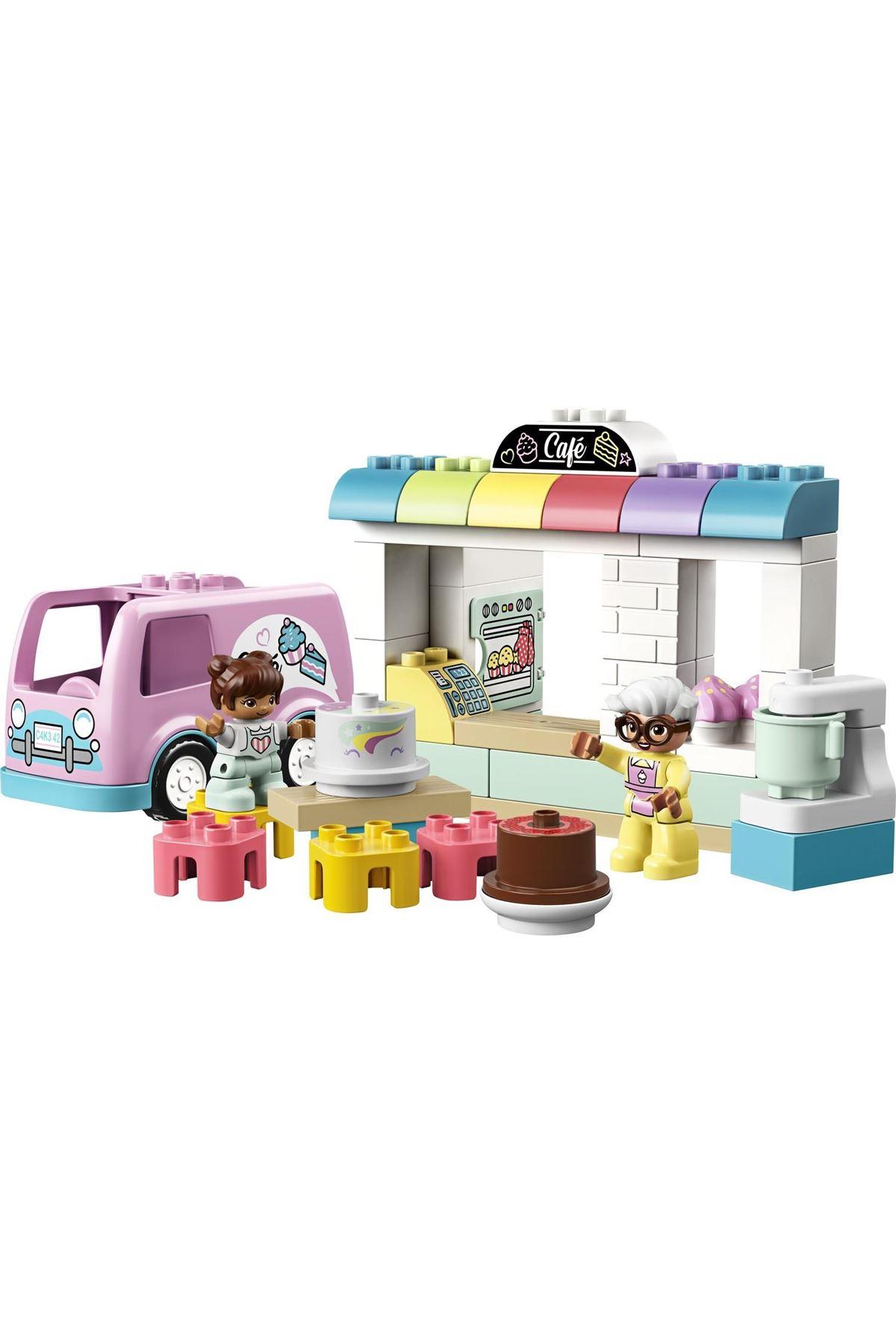 Lego Duplo Kasaba Fırın 10928