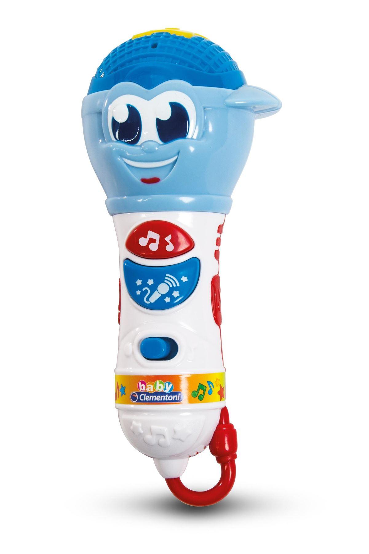 Baby Clementoni Eğlenceli Mikrofon 17181