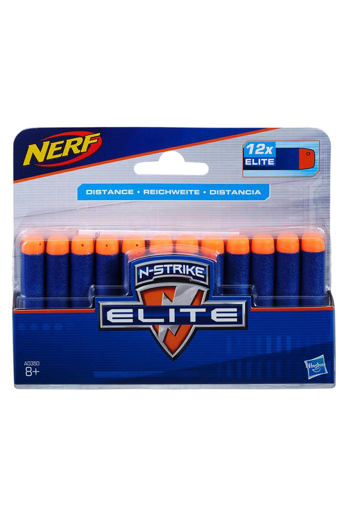 Nerf Elite 12'li Yedek Paket A0350