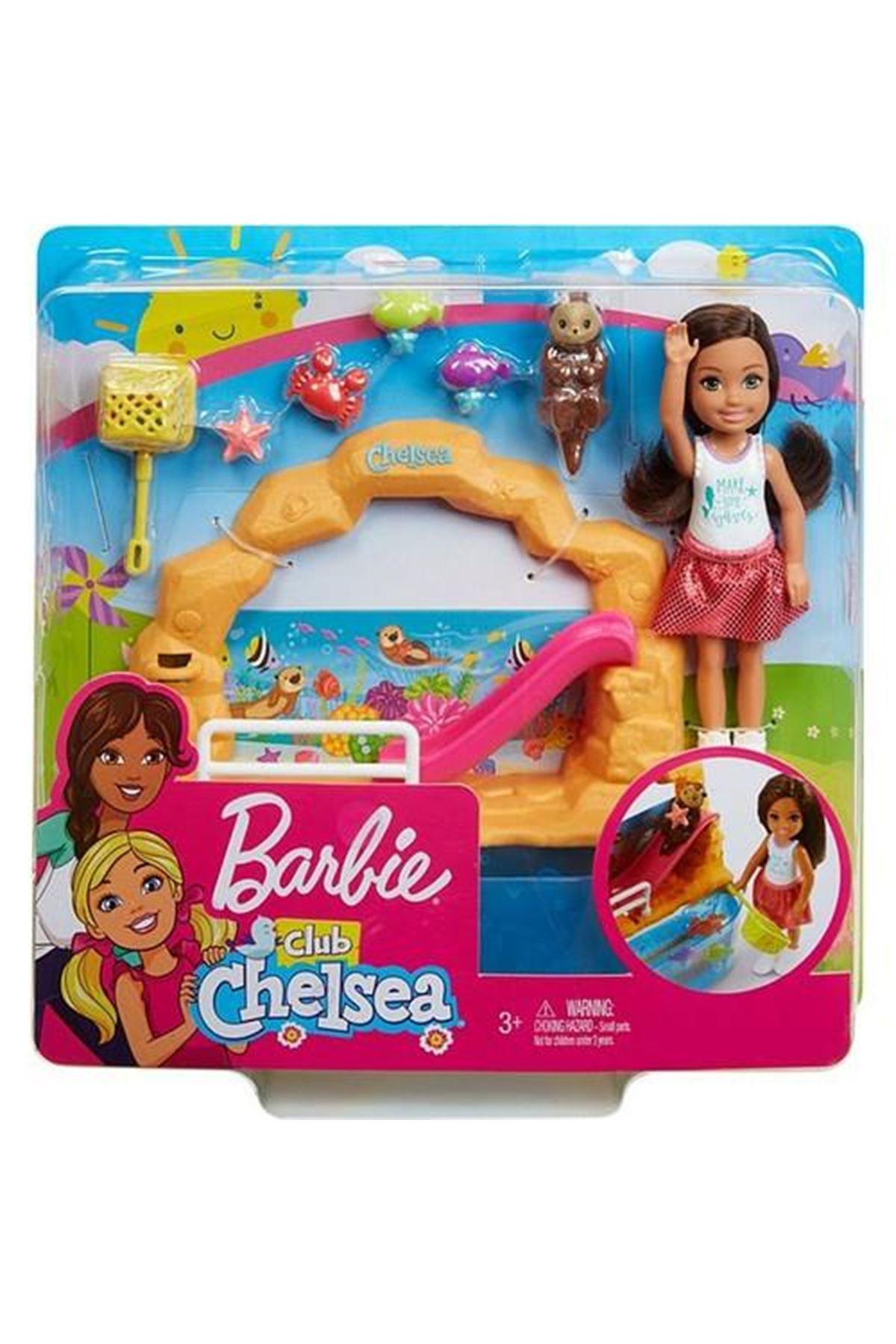 Barbie Chelsea Piknikte Oyun Setleri FDB32 GHV75