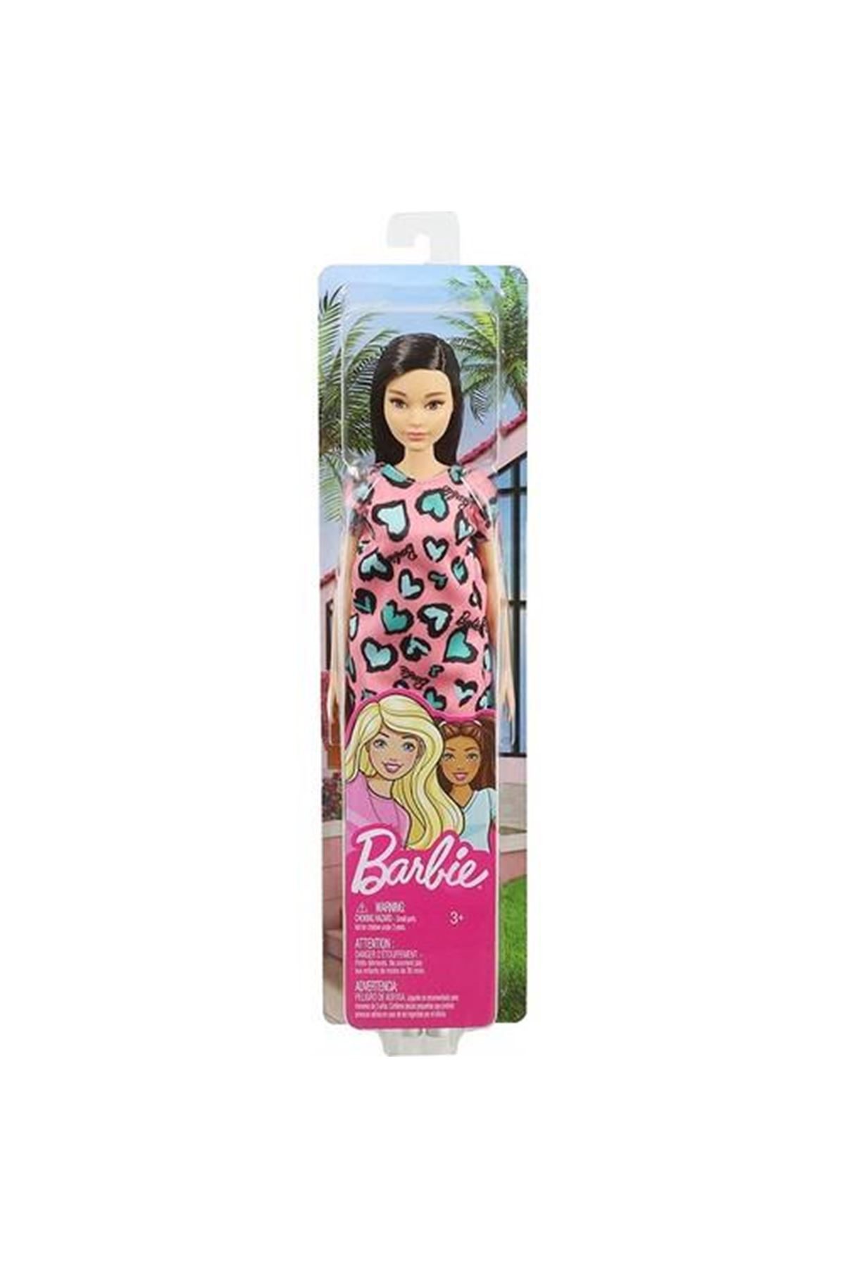 Barbie Şık Barbie T7439 GHW46