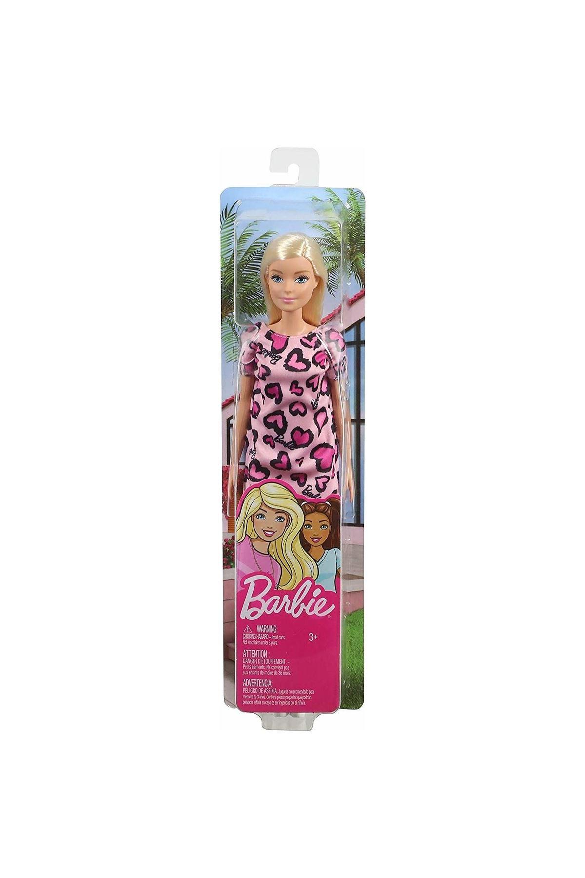 Barbie Şık Barbie Bebekler T7439 GHW45
