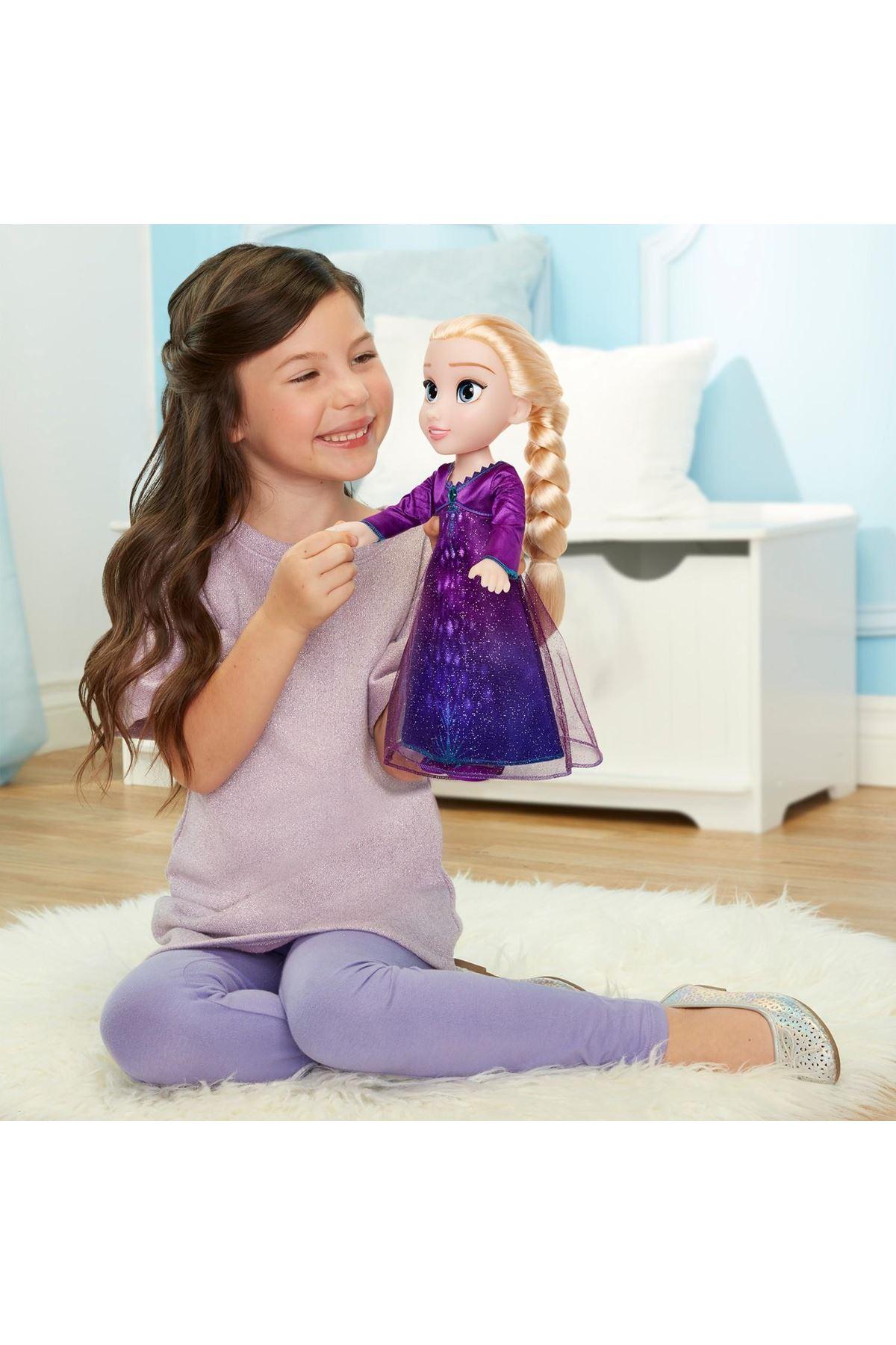 Disney Frozen 2 Müzikli & Işıklı Elsa 35 cm 208494