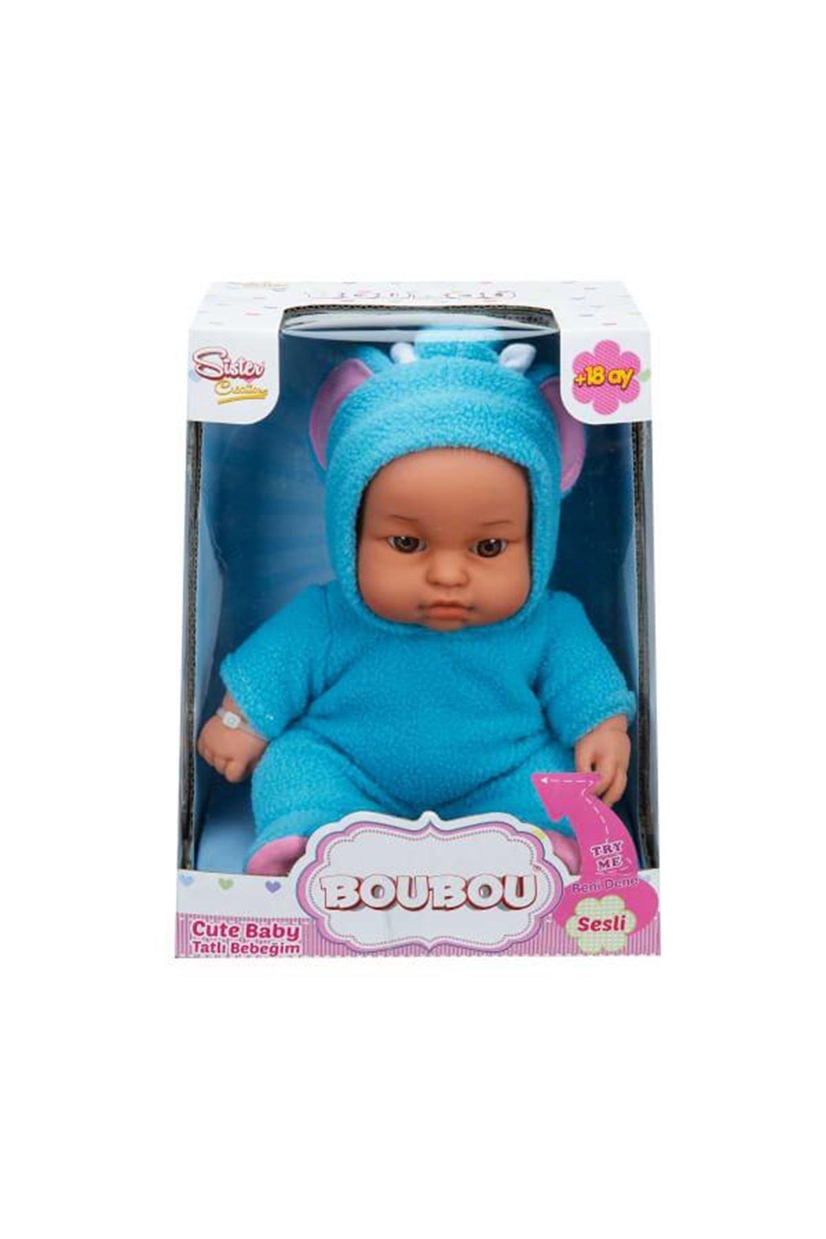 Sunman Kostümlü Sesli Tatlı Bebeğim 9553