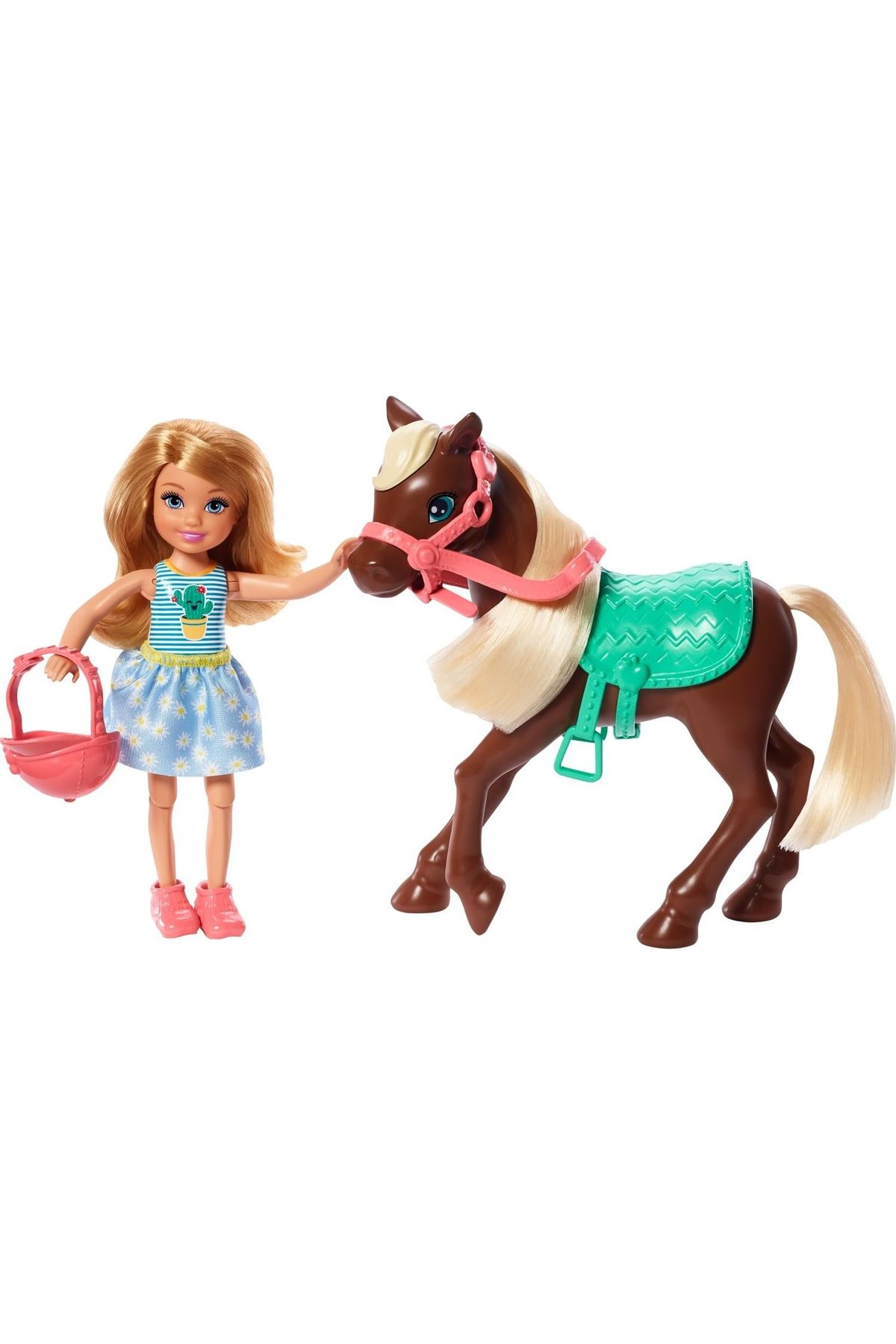 Barbie Chelsea ve Sevimli Atı GHV78