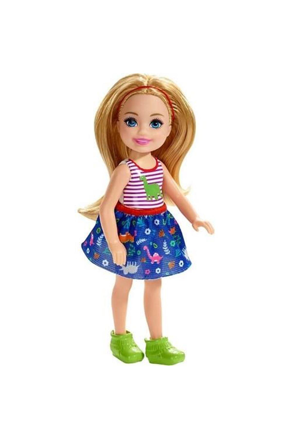 Barbie Aksesuarlı Chelsea Bebekler DWJ33 FXG82