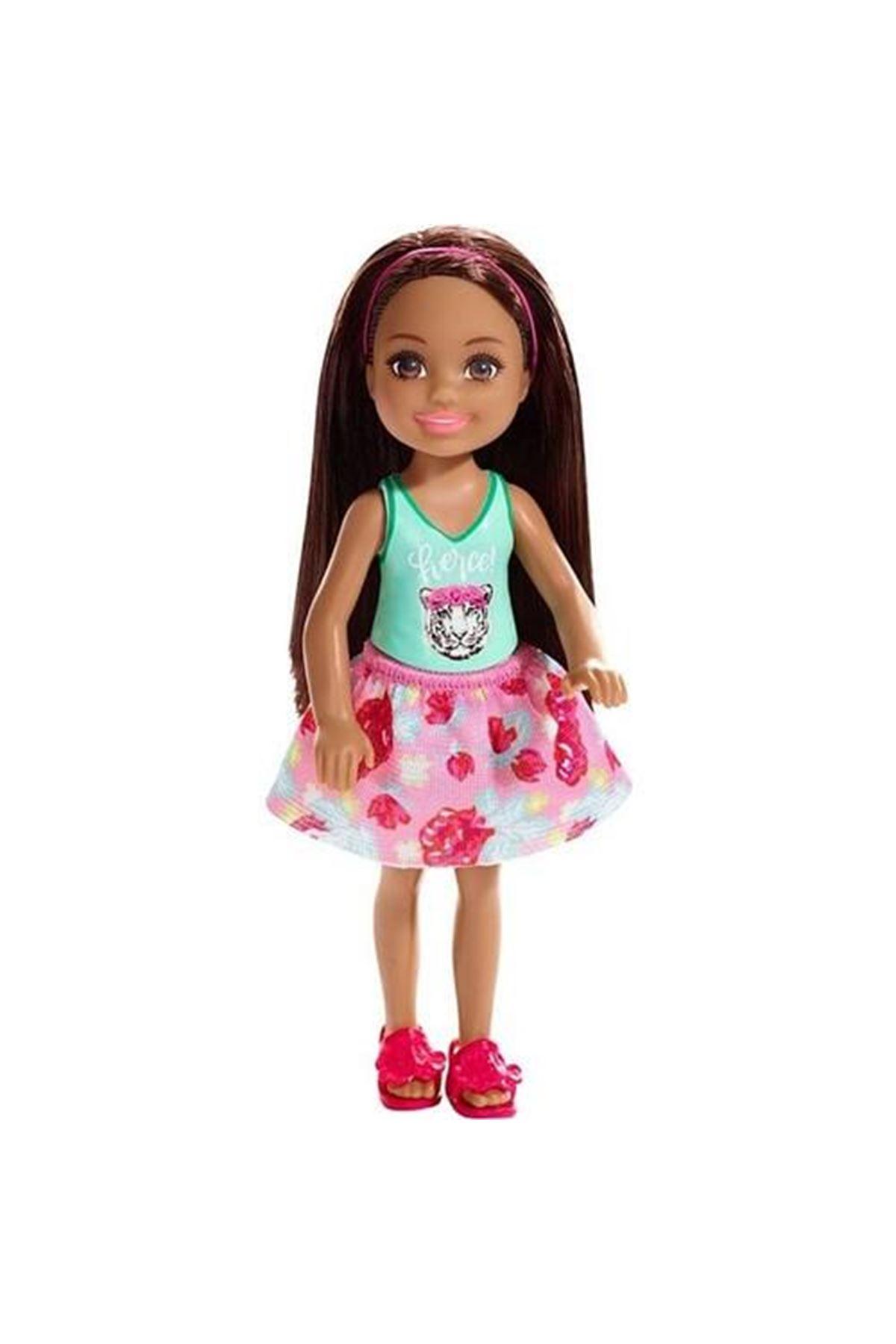 Barbie Aksesuarlı Chelsea Bebekler DWJ33 FXG79