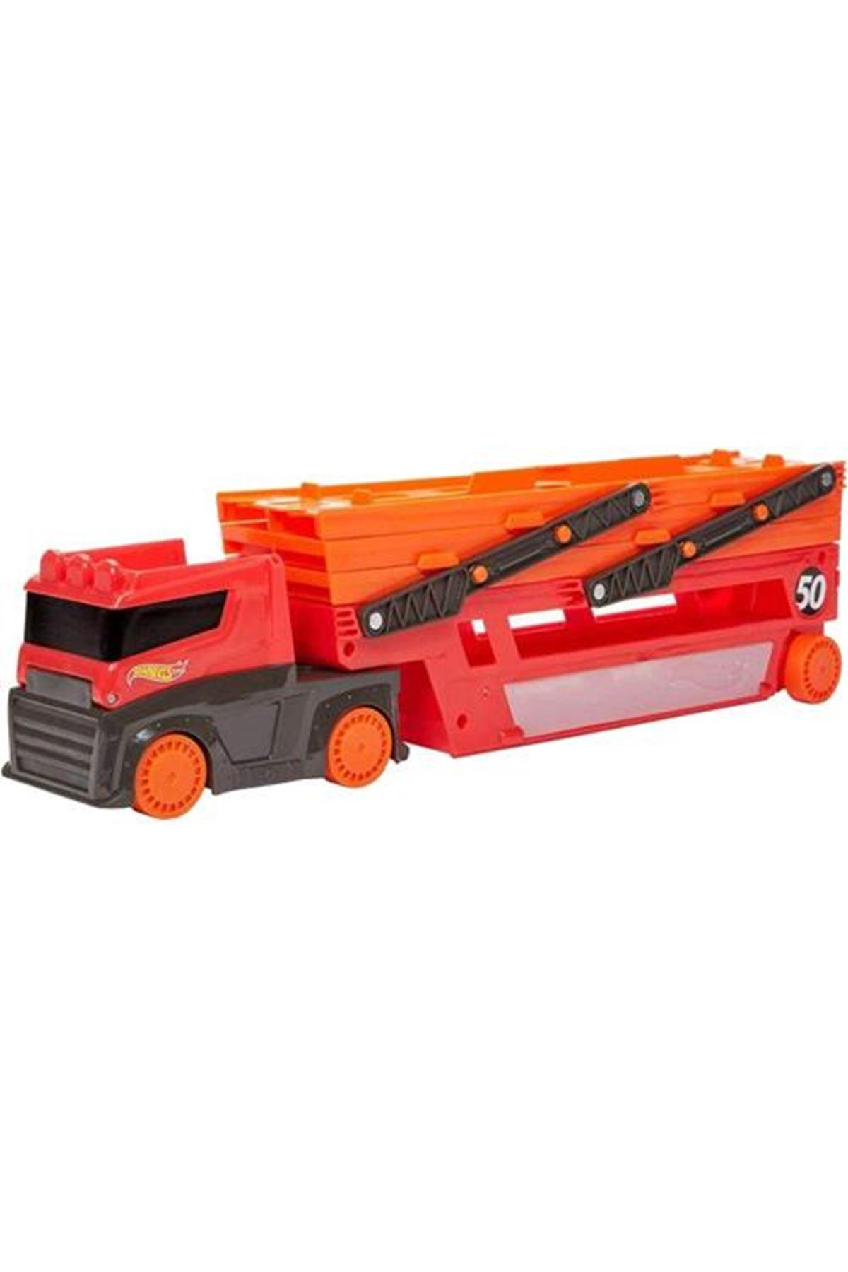 Hot Wheels Mega Tır GHR48