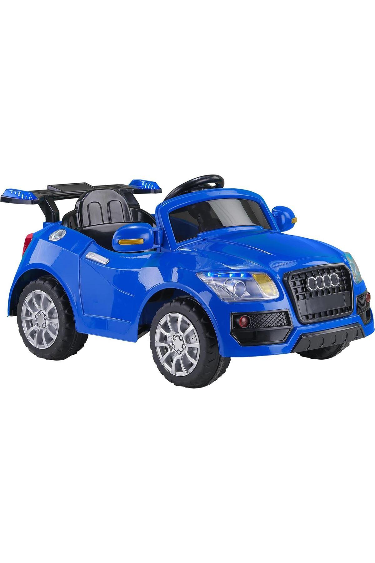 Babyhope Akülü Araba 436 Mavi