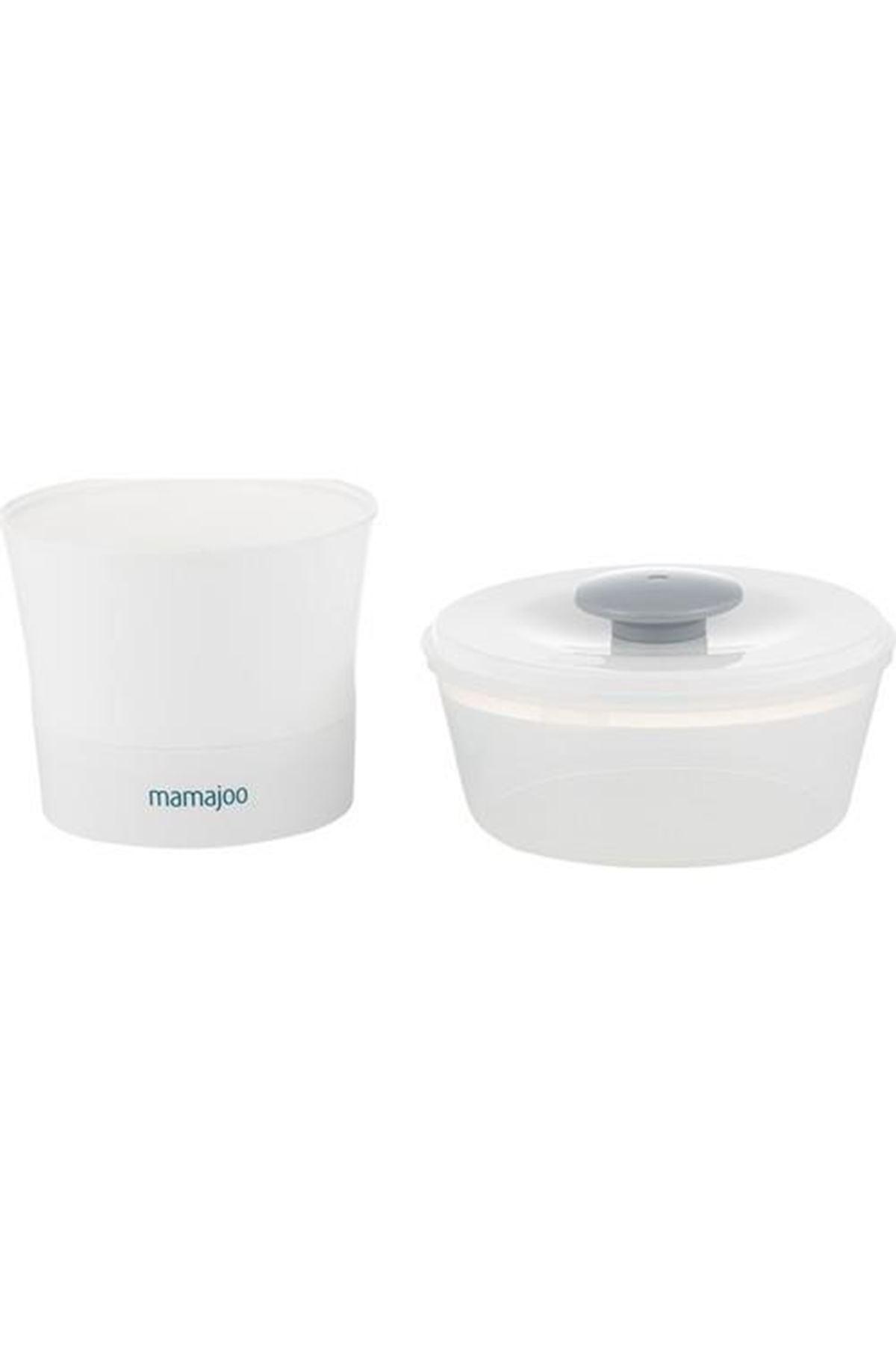 Mamajoo 3-İn-1 Buhar Sterilizatörü & Biberon Isıtıcı