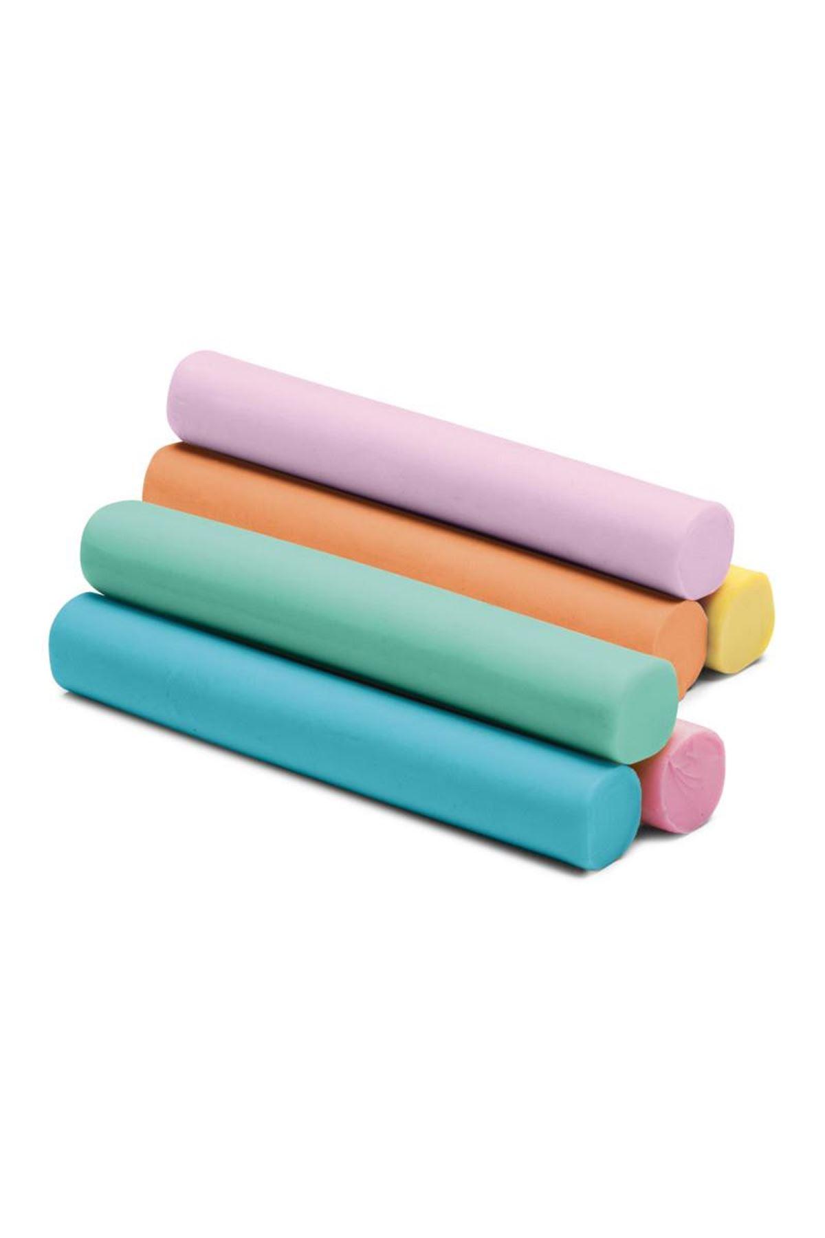 Carioca Plasty Kurumayan Oyun Hamuru 6 Pastel Renk 100 Gr