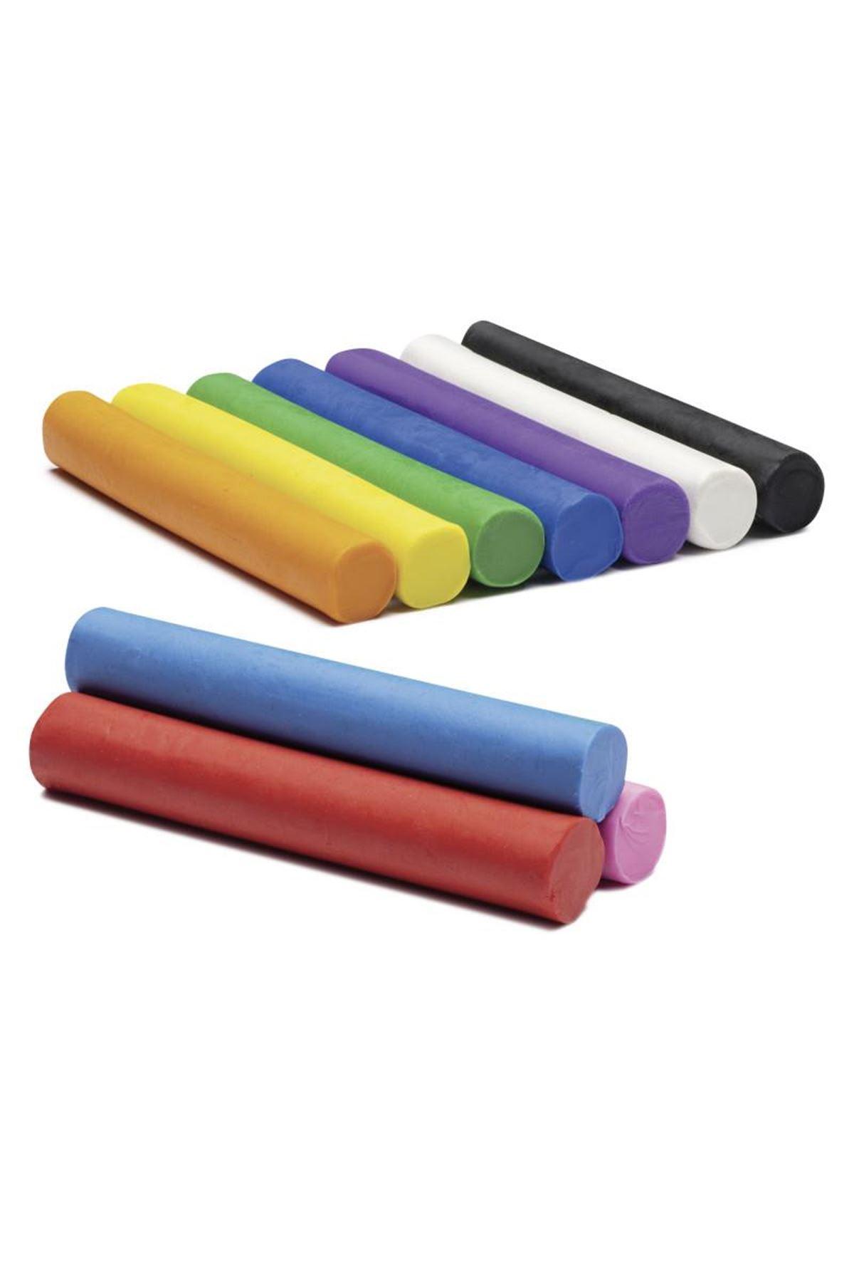 Carioca Plasty Kurumayan Oyun Hamuru 10 Renk 200 Gr