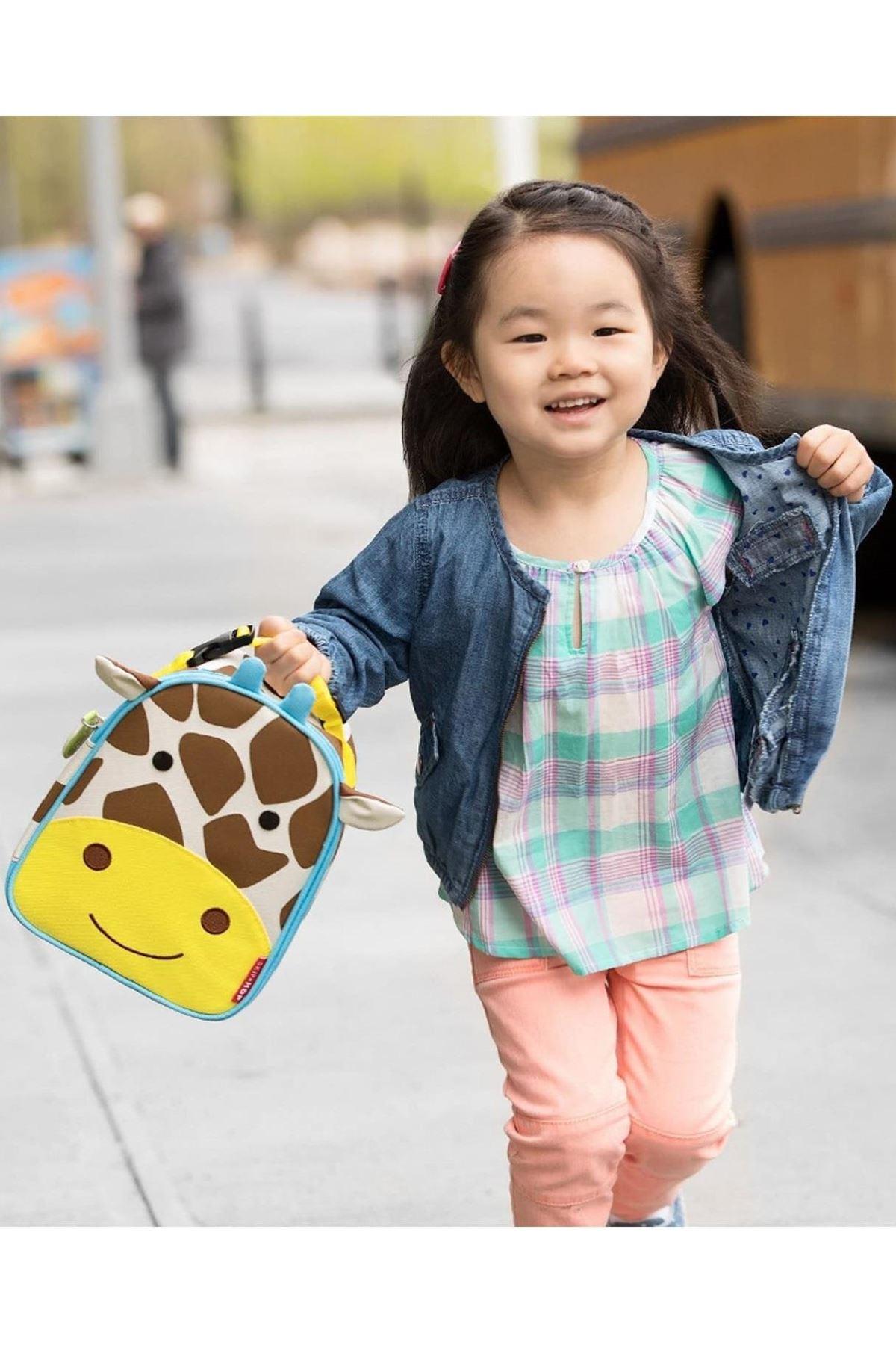 Skip Hop Beslenme Çantası Zürafa