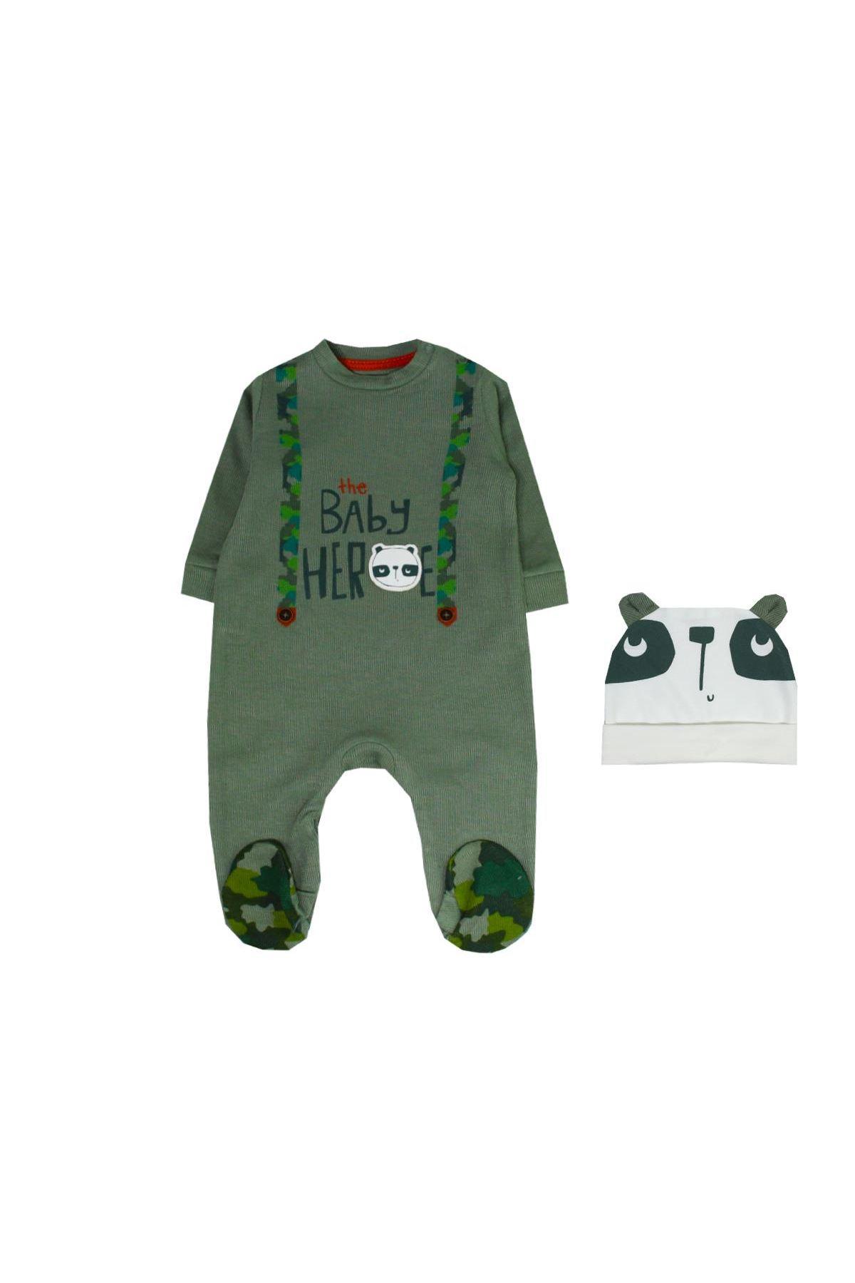 Tongs Baby Bebe Tulum 2680 Yeşil