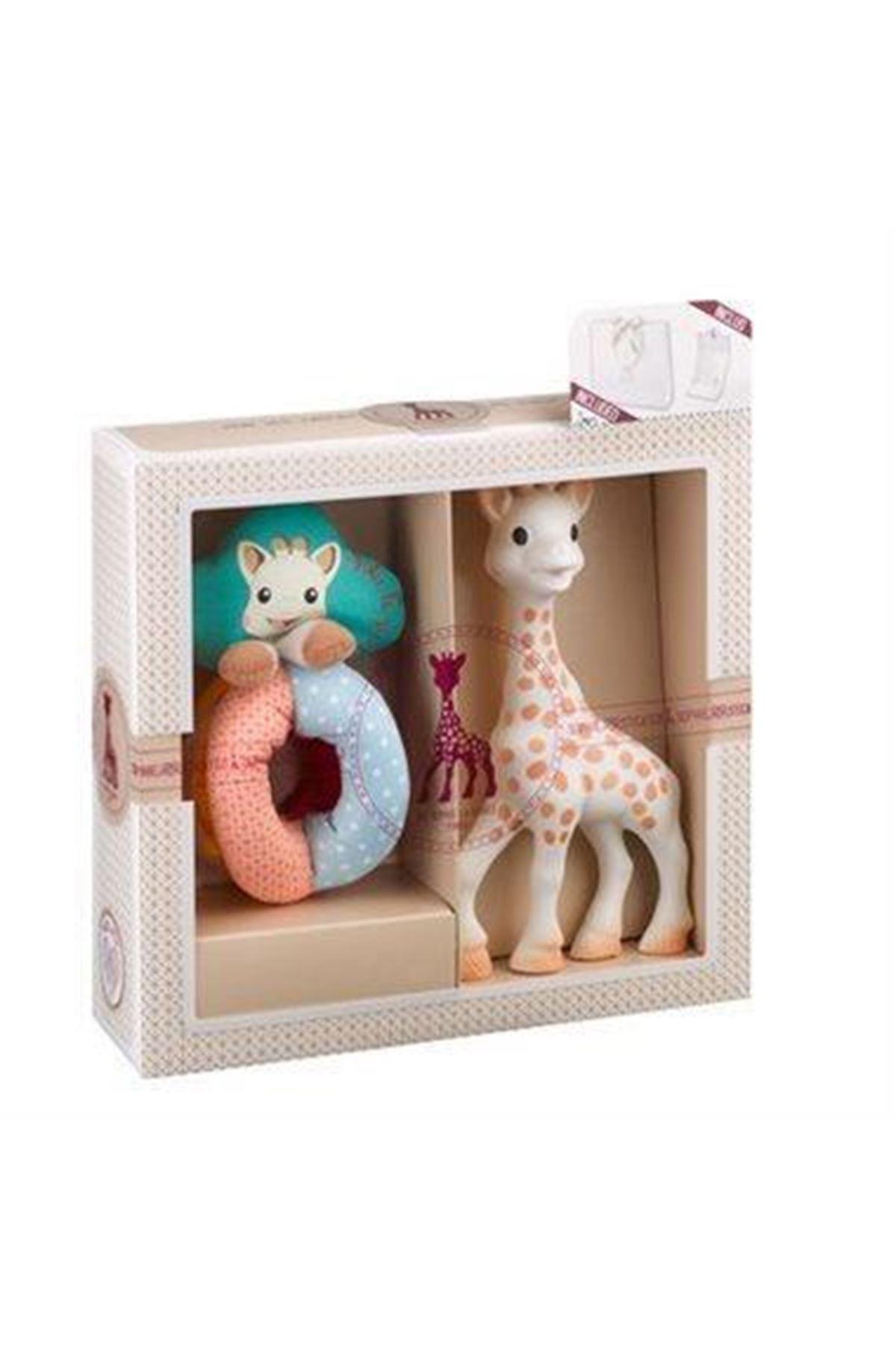Sophie La Giraffe Sophiesticated Yeni Doğan Hediye Seti 2