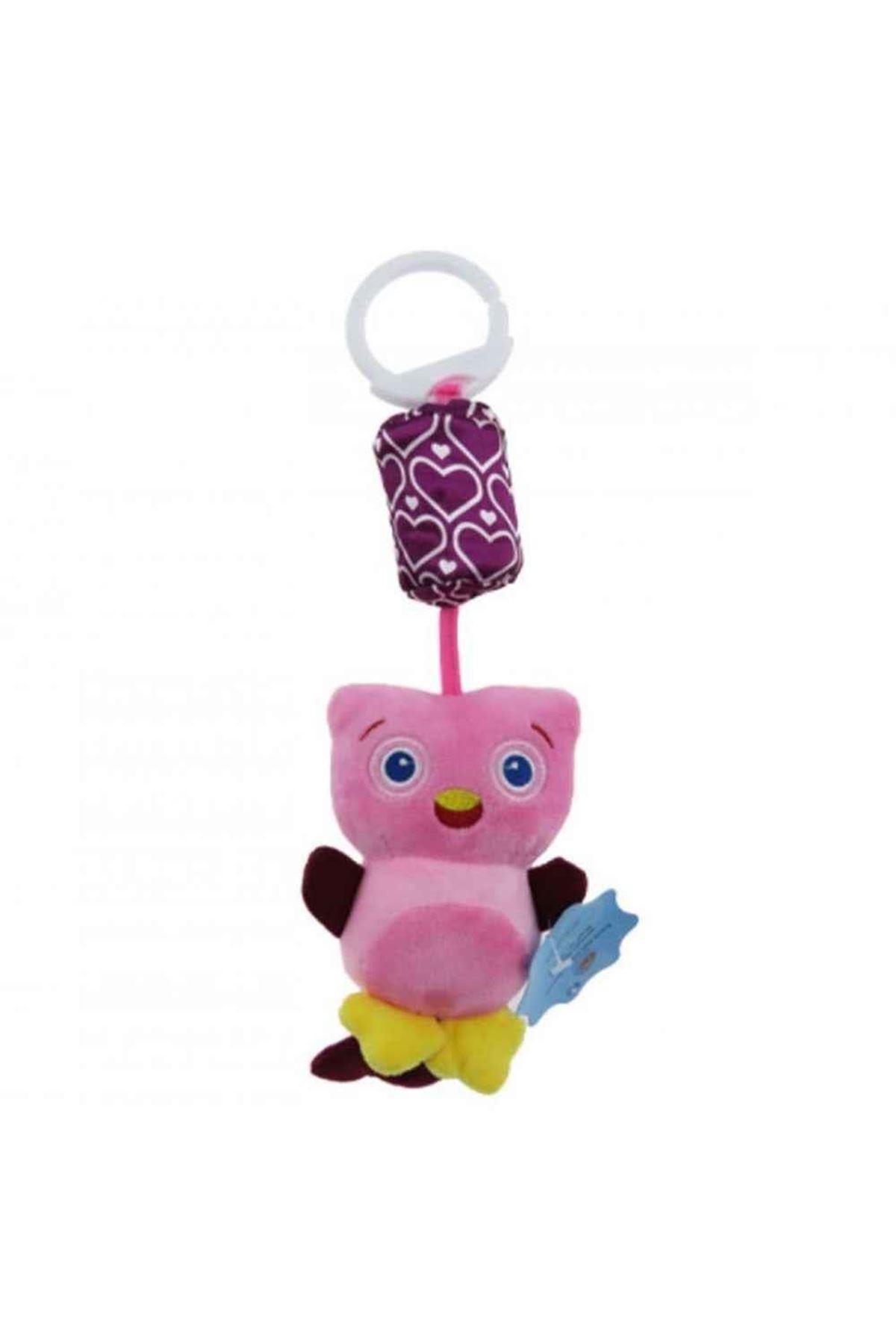 Sozzy Toys Çıngıraklı Salıncaklı Baykuşum SZY134