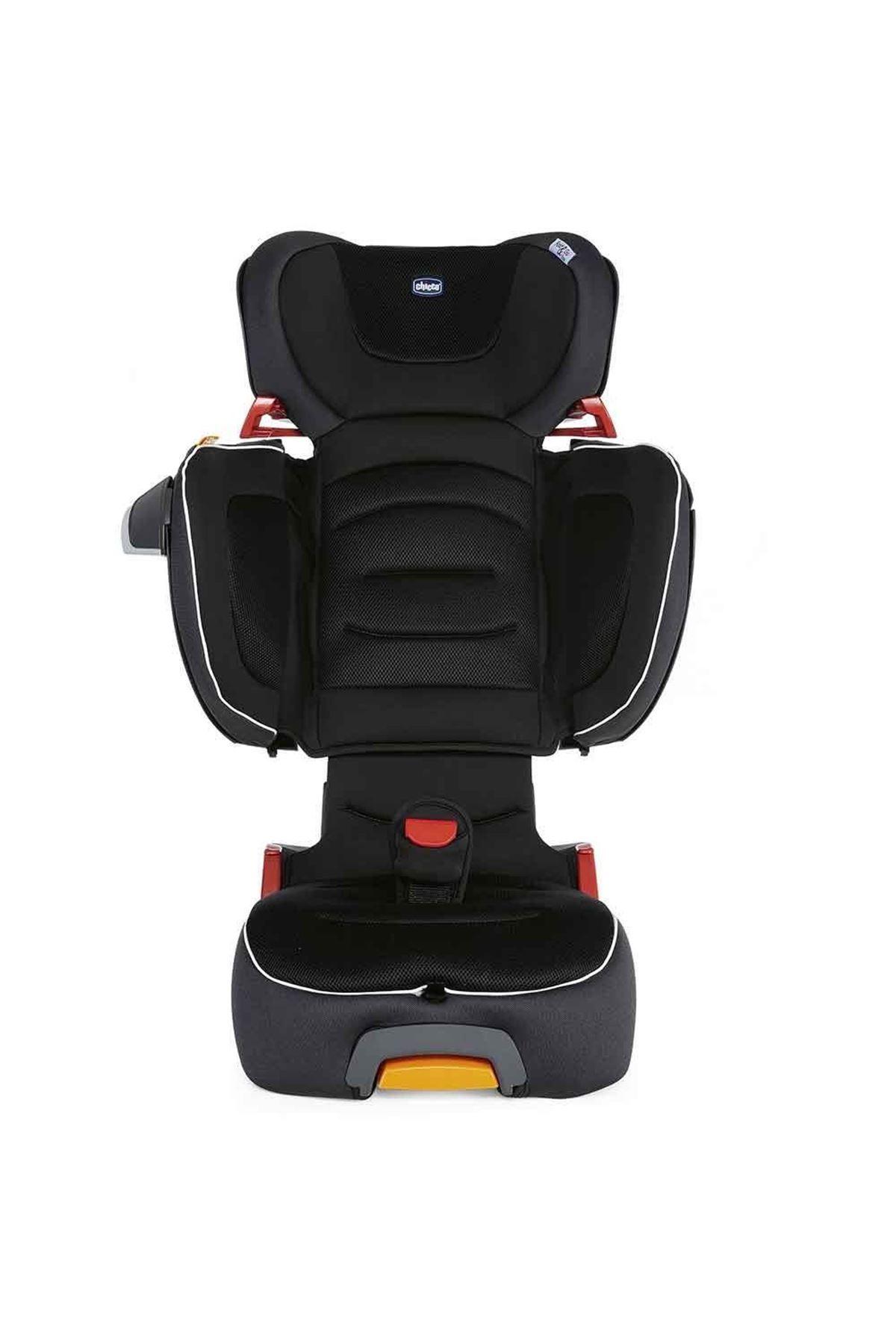 Chicco Fold & Go I-Size Katlanabilir Oto Koltuğu 15-36 Kg Jet Black