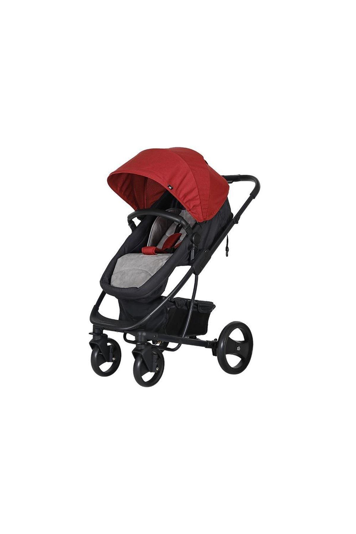Sunny Baby 9023 İcon Bebek Arabası Kırmızı