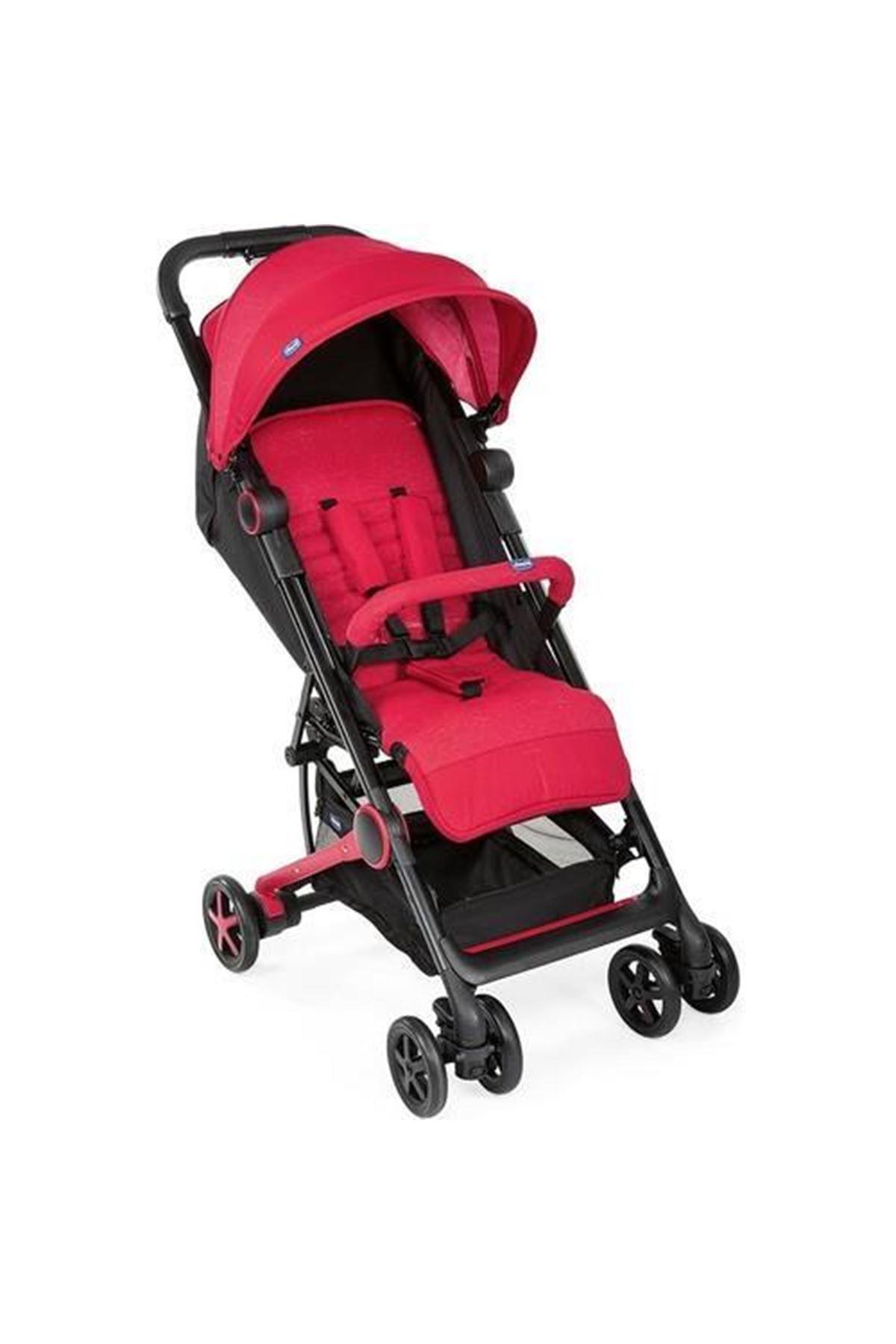 Chicco Miinimo3 Ultra Kompakt Bebek Arabası Red Passion