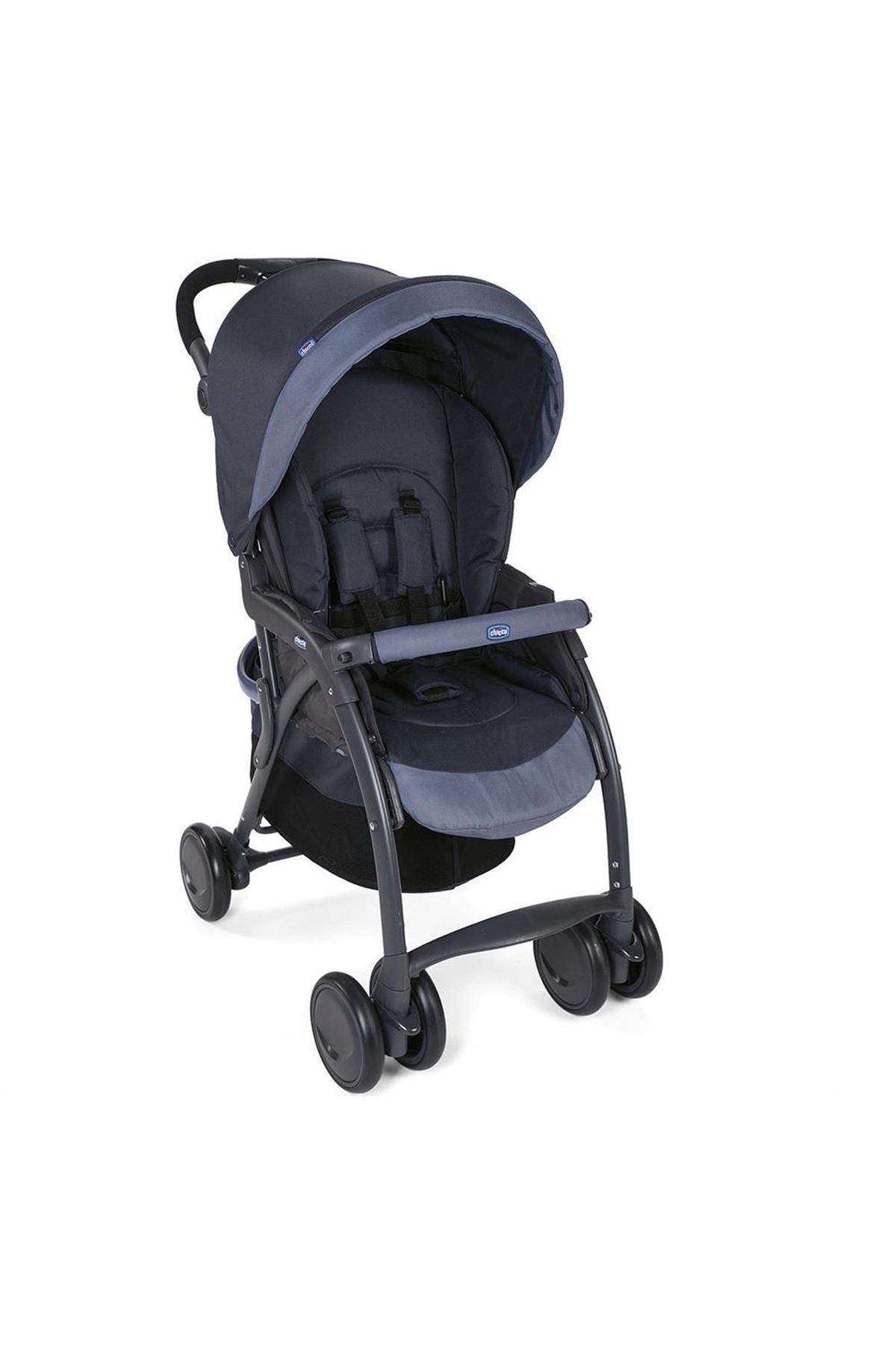Chicco Simplicity Plus Top Bebek Arabası İndia İnk