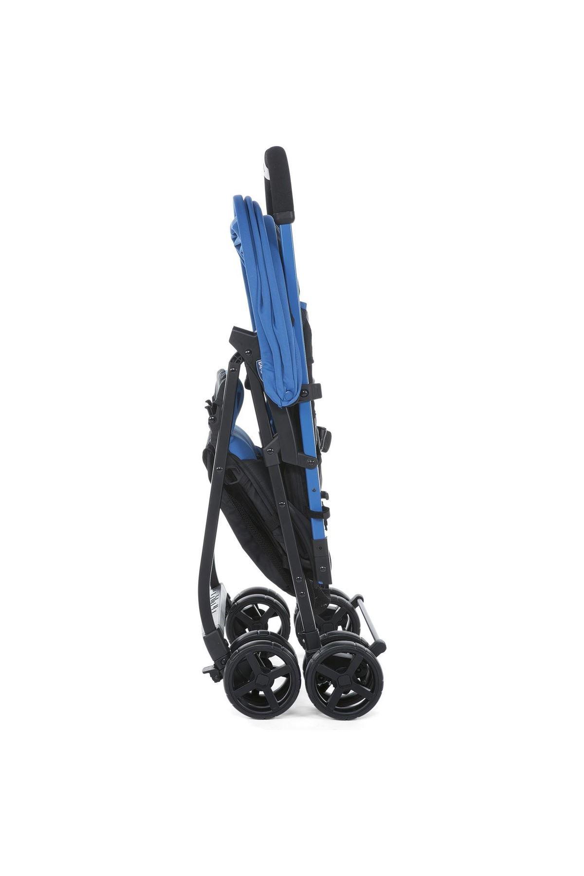 Chicco Ohlala 2 Ultra Hafif Bebek Arabası Power Blue