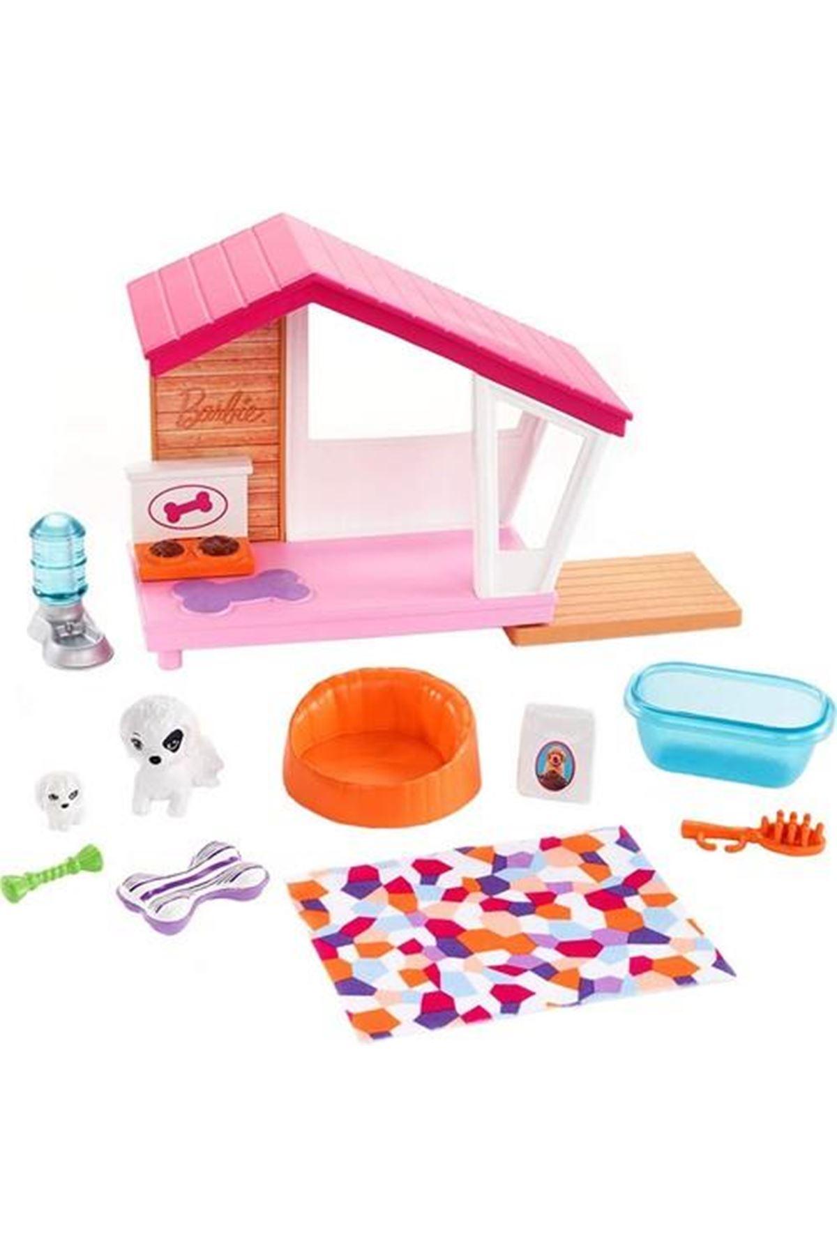 Barbie'nin Ev İçi Dekorasyonu FXG34
