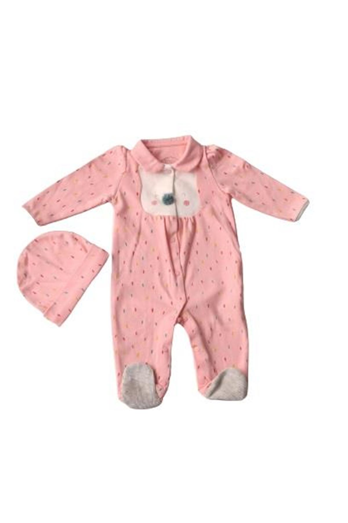 Tongs Baby Bebe Tulum 2640 Pembe