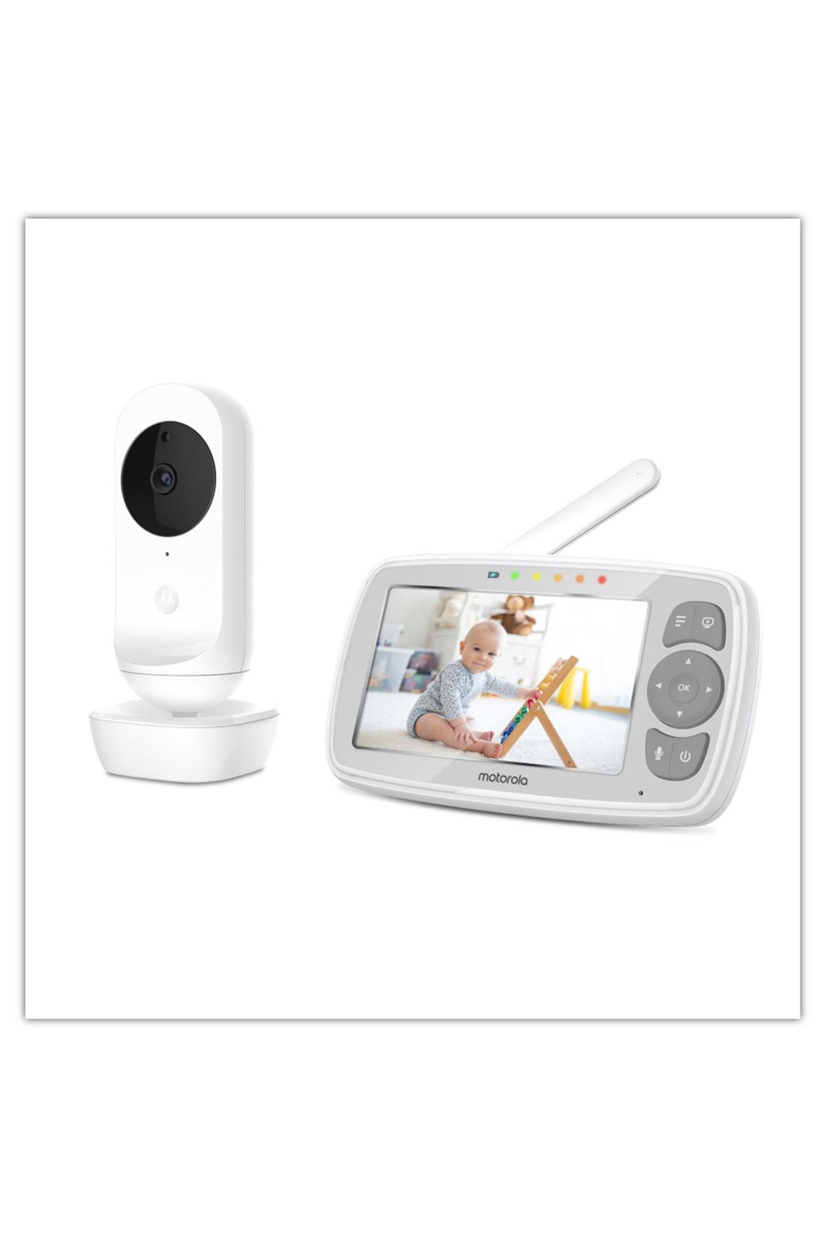 Motorola EASE34 4.3 Lcd Ekran Dijital Bebek Kamerası